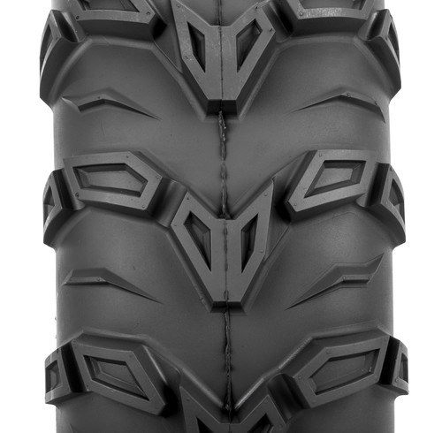 Mud Rebel Front Tread Detail