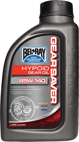 BEL-RAY 85W-140 GEAR SAVER HYPOID GEAR OIL FOR HARLEY B