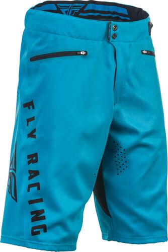 Fly Racing Unisex-Adult Radium Shorts Red//Black Size 32 353-24232