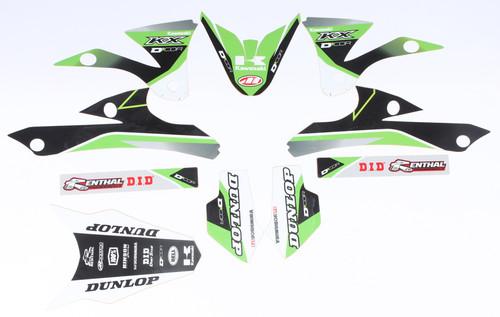 Kawasaki Raceline Graphic/Trim Kit 862-2206