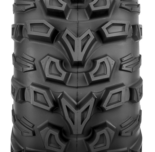 Mud Rebel RT Front Tread Detail