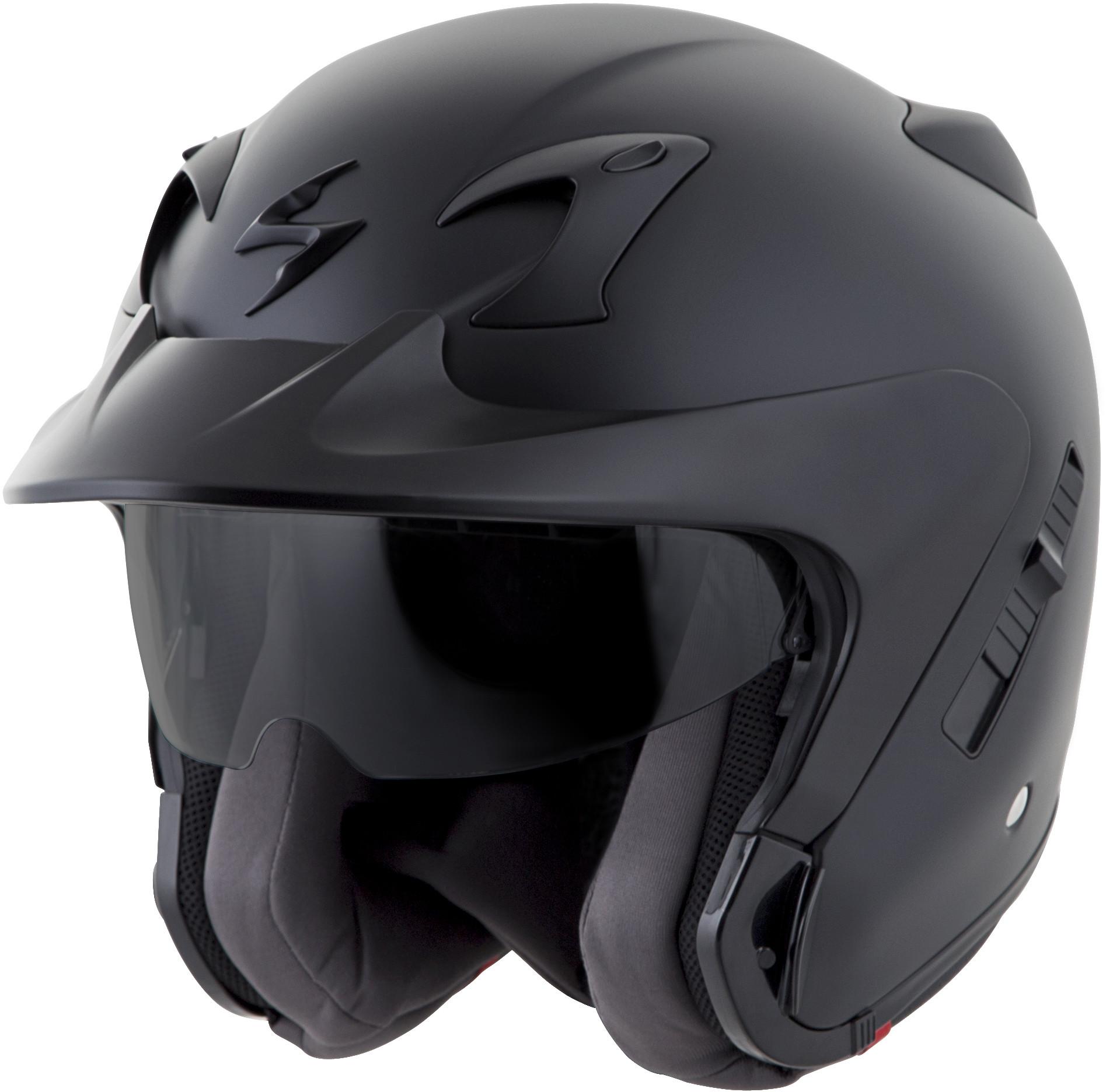 Scorpion-Helmet-EXO-CT220-Solid-Helmet miniature 8