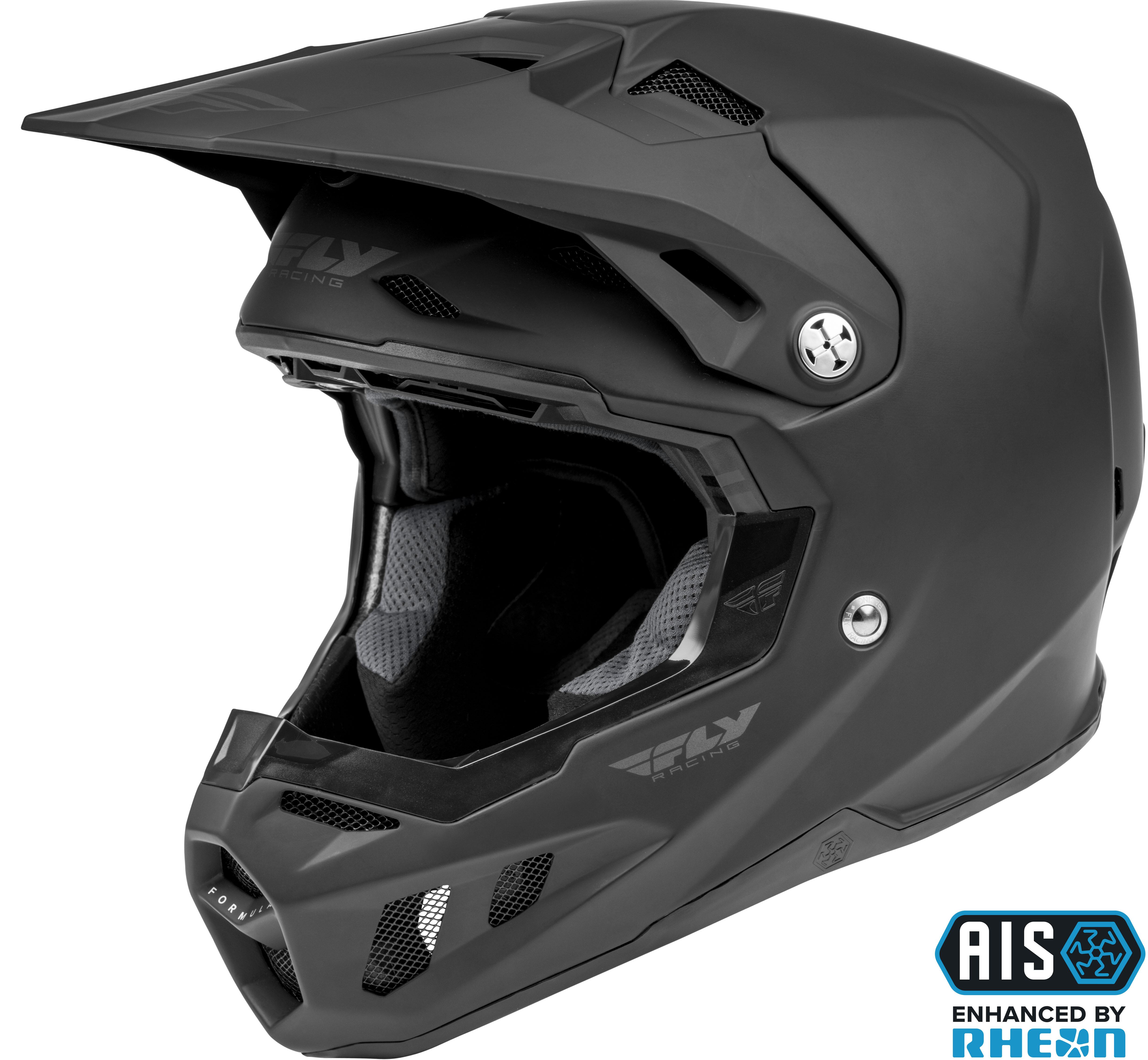 Youth Formula CC Solid Helmet