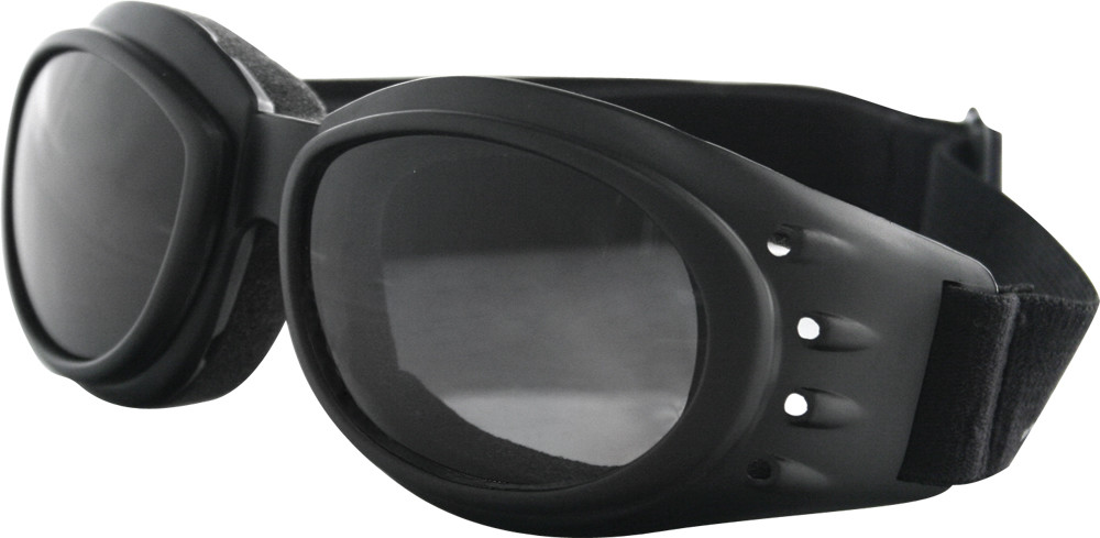 CRUISER II SUNGLASSES BLACK W/ LENSES