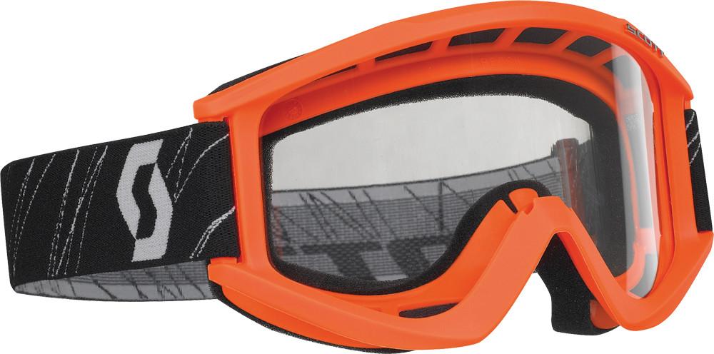Recoil Goggle (Orange)