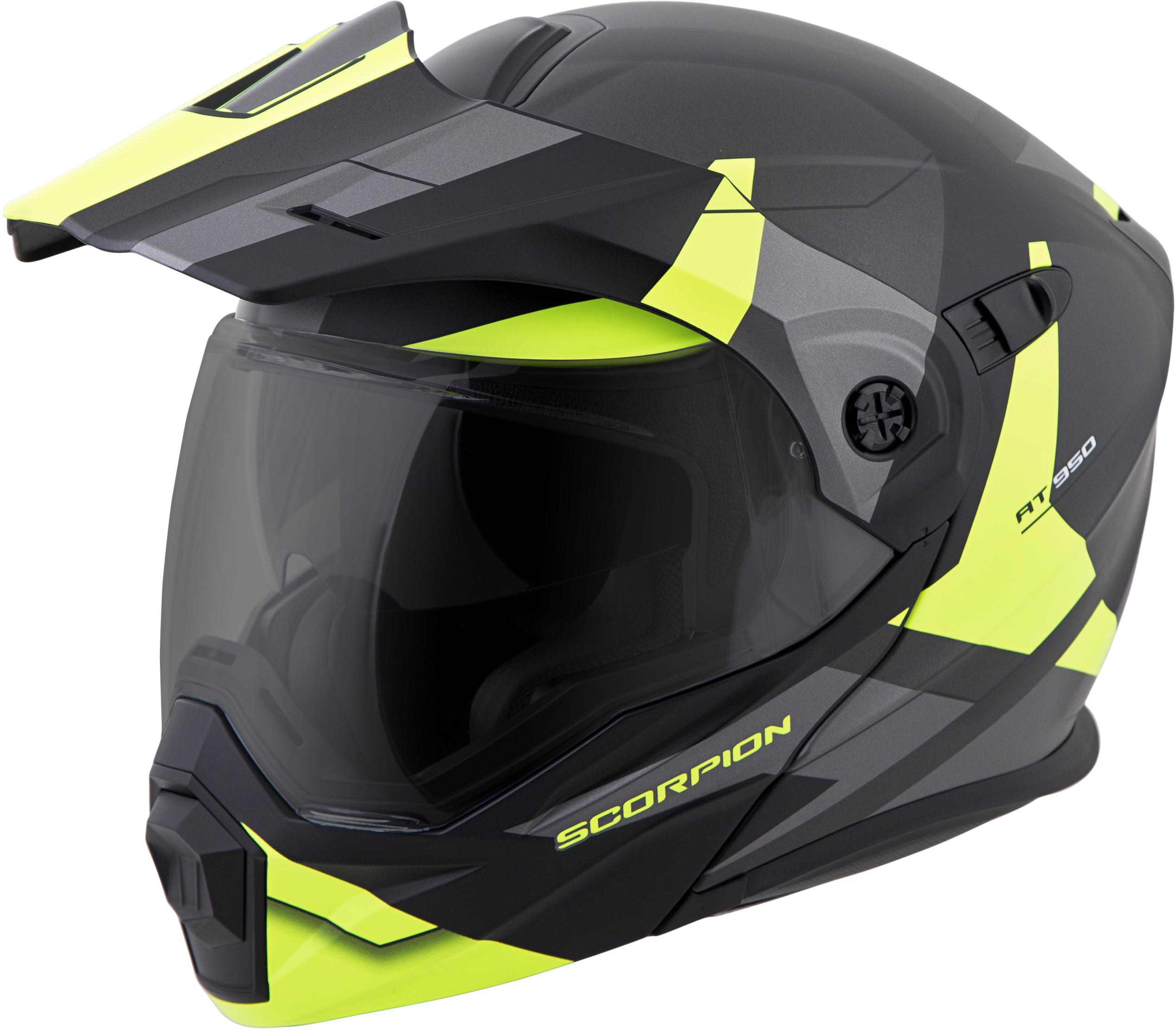 for-Scorpion-Helmet-EXO-AT950-Neocon-Snow-Helmet-with-Dual-Lens-Shield miniature 37