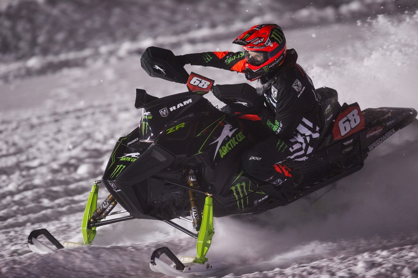 Western Power Sports Inc Distributor Of Aftermarket Powersports 2004 Polaris Sportsman 700 Fuel Filter Pod Active Welcomes Snocross Legend Tucker Hibbert To The Team