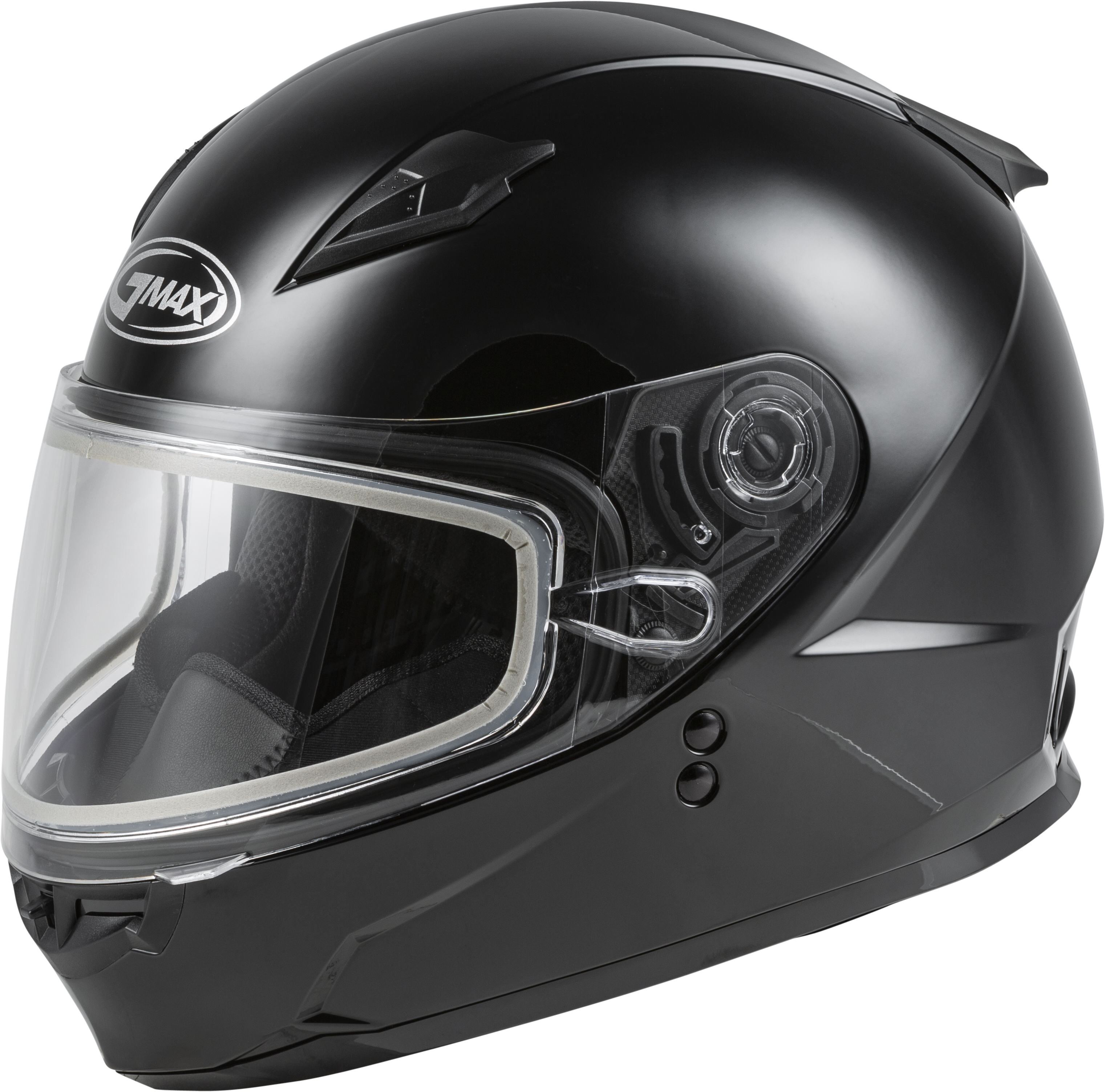 Youth GM-49Y Snow Helmet w/Quick Release Buckle