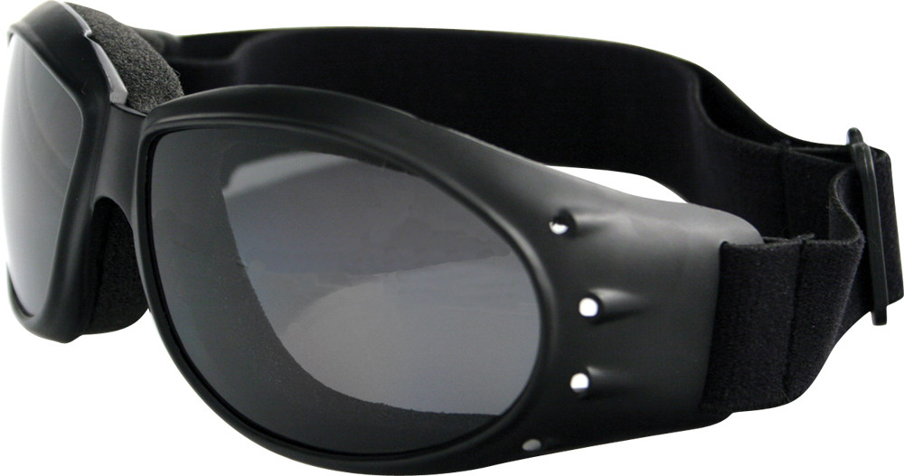 CRUISER SUNGLASSES BLACK W/SMOKE LENS