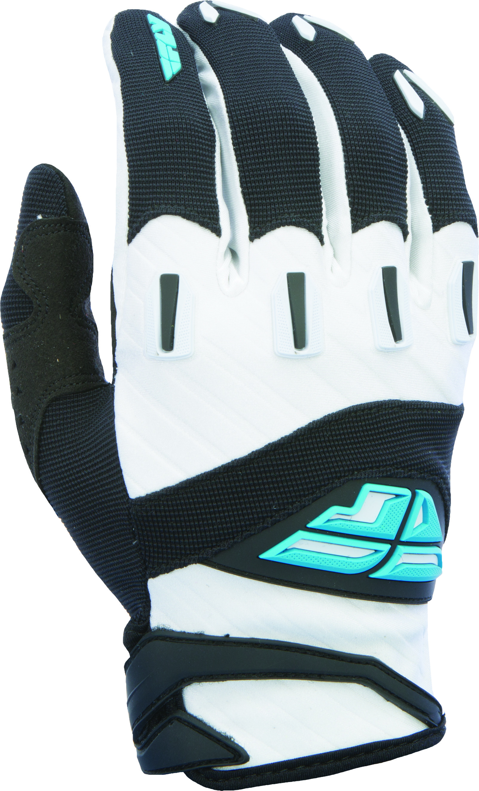F-16 GLOVE BLACK/WHITE SZ 7 XS (370-91007)