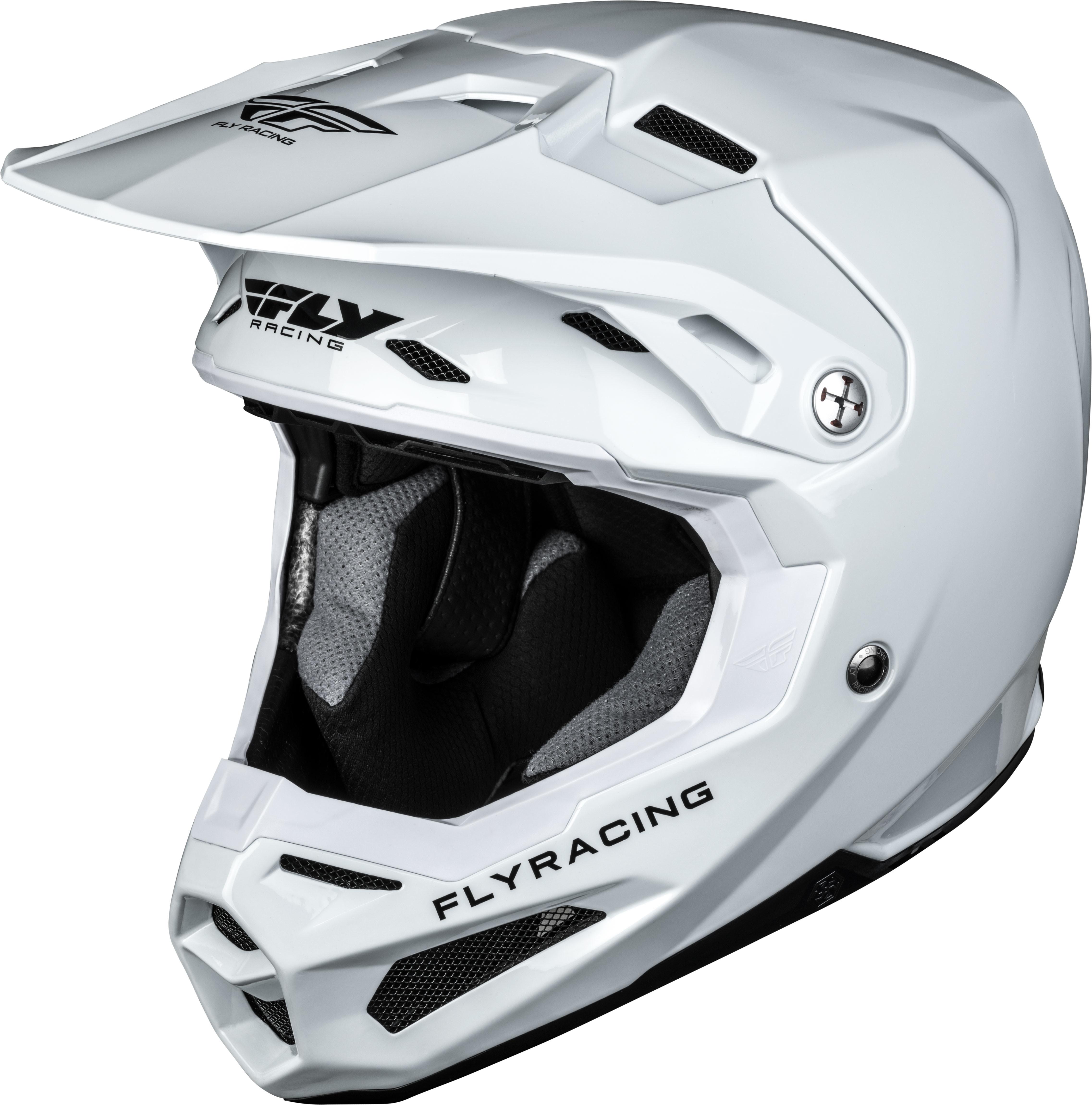 FORMULA SOLID Helmet White,  Xs  73-4401XS