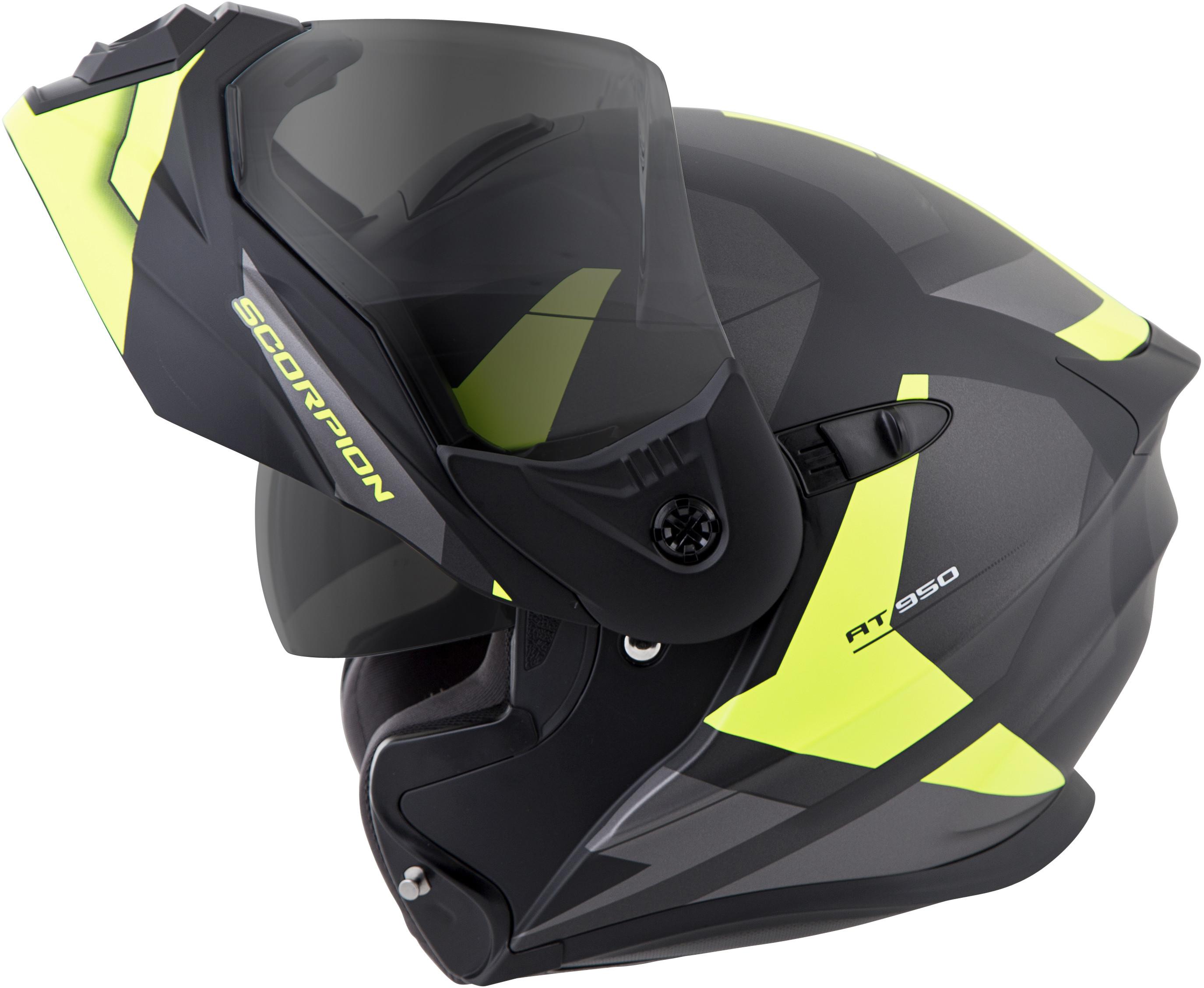 for-Scorpion-Helmet-EXO-AT950-Neocon-Snow-Helmet-with-Dual-Lens-Shield miniature 39