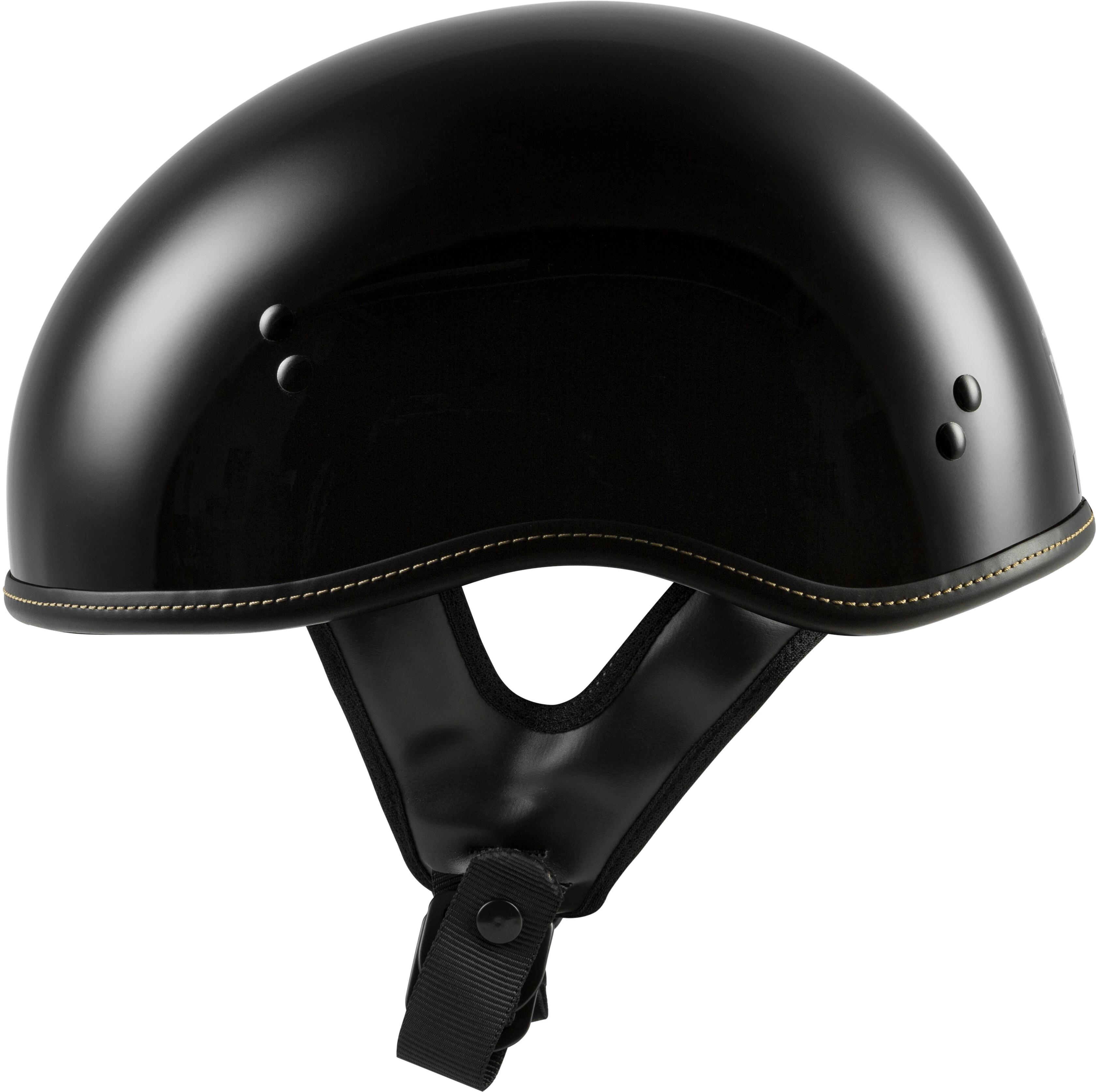 .357 Half Helmet
