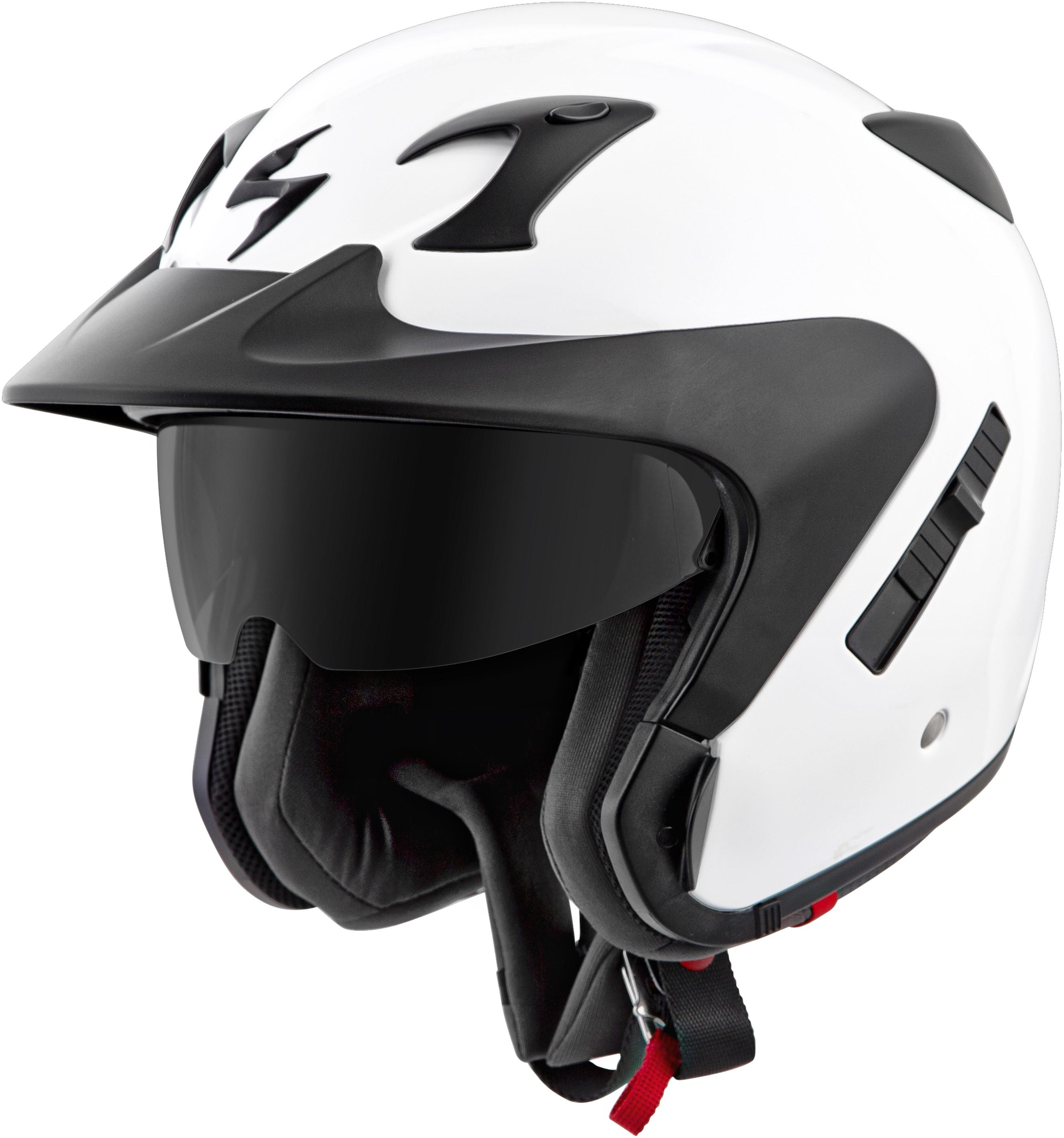 Scorpion-Helmet-EXO-CT220-Solid-Helmet miniature 12