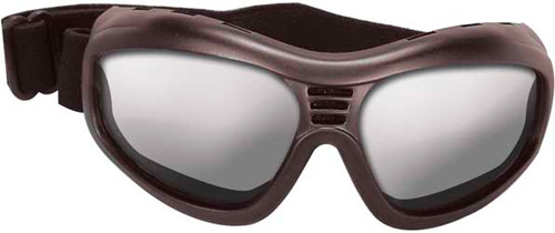 Sunglasses Touring II Black Clear Lens