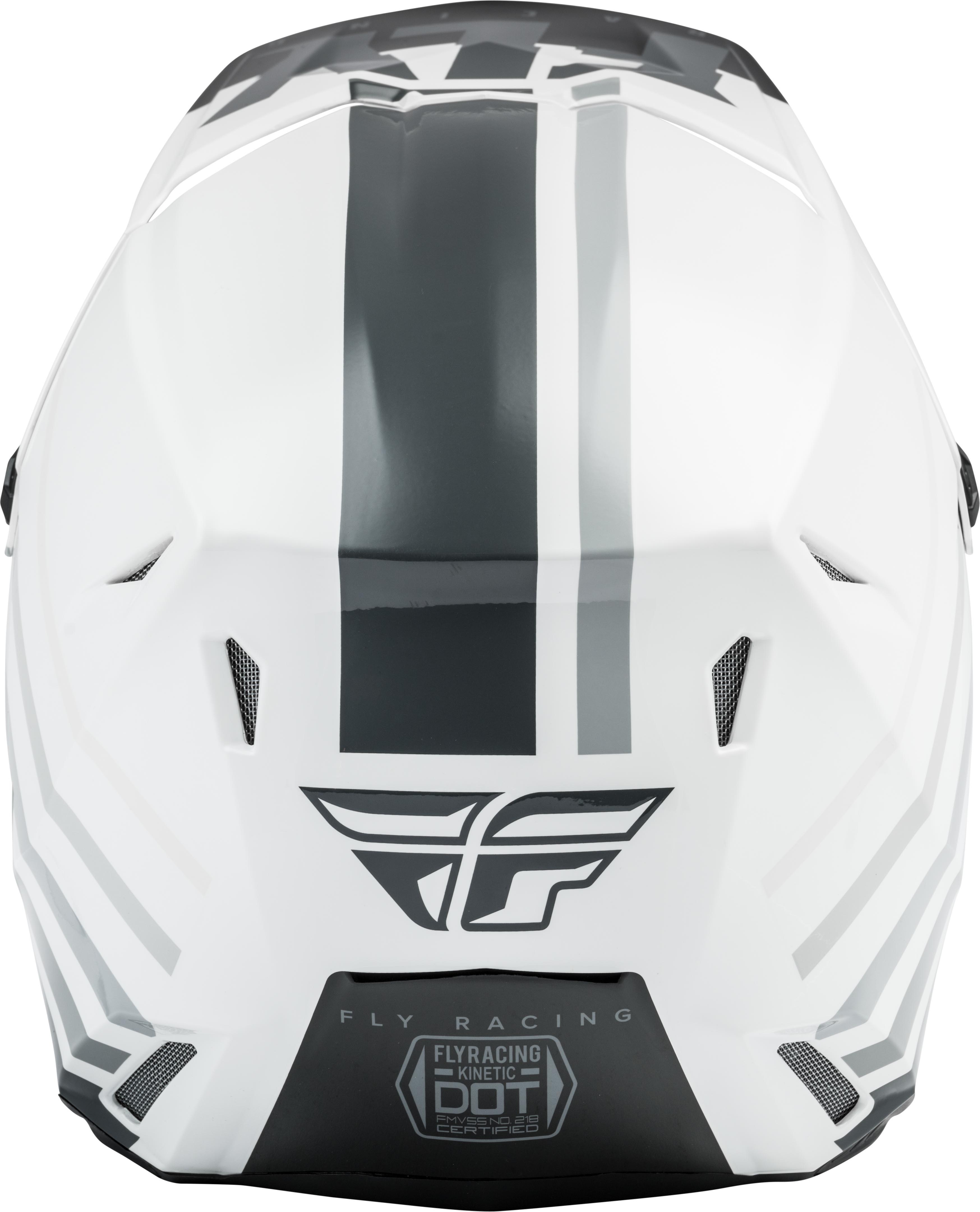 Fly Racing 2020 Kinetic Helmet Medium Thrive Matte Dark Grey//Black