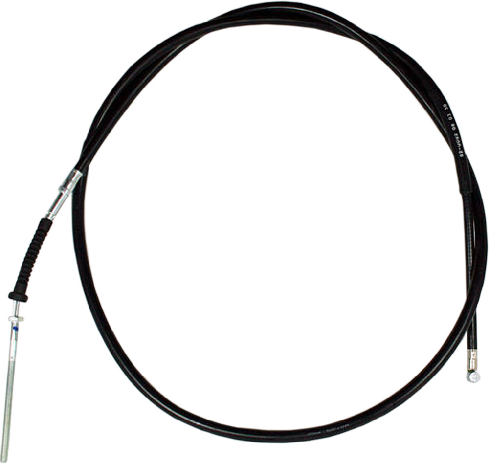 Black Vinyl Rear Hand Brake Cable 70-2092, for Honda Motorcycle
