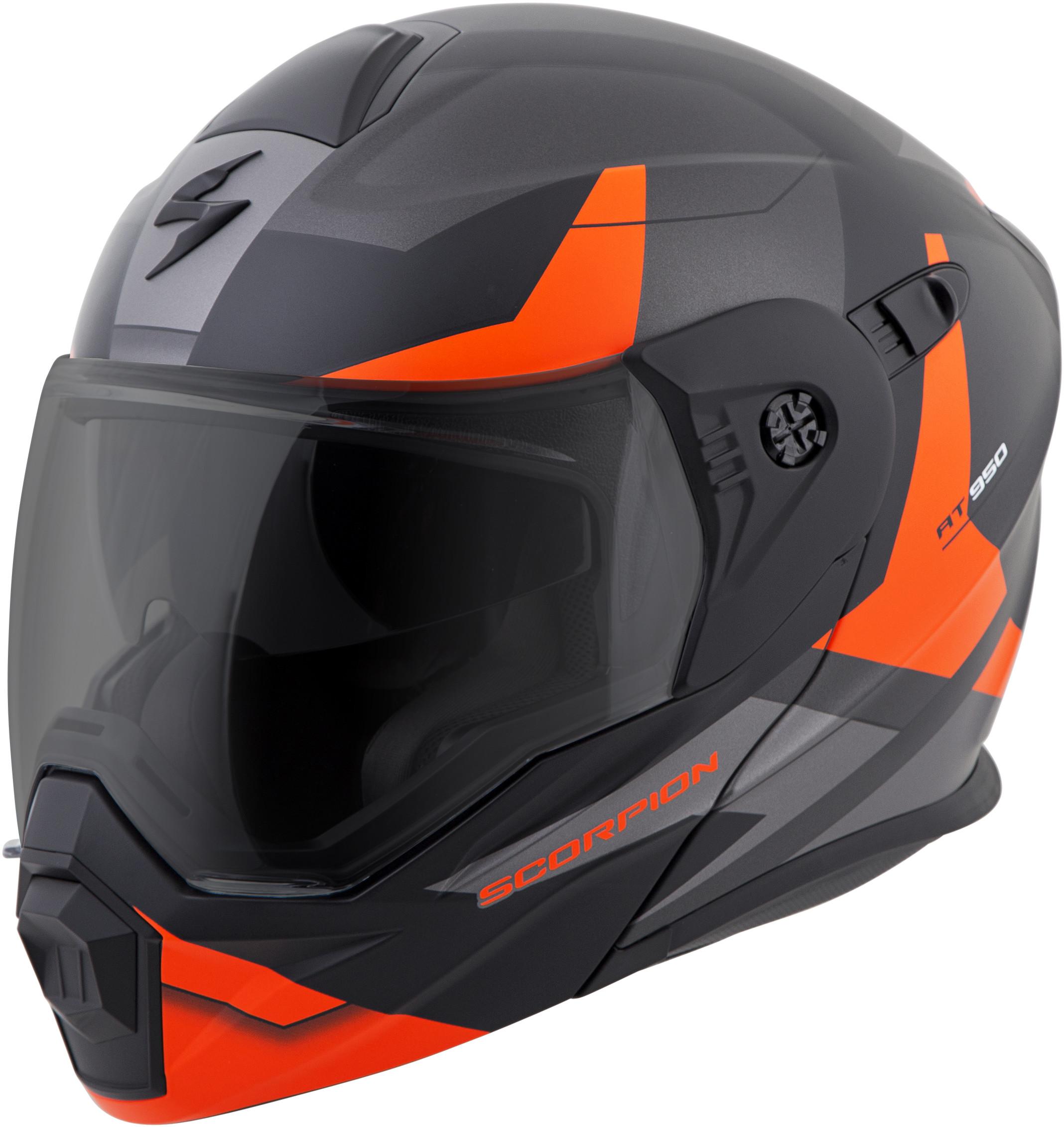 for-Scorpion-Helmet-EXO-AT950-Neocon-Snow-Helmet-with-Dual-Lens-Shield miniature 14