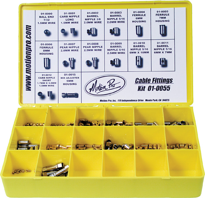 CABLE FITTINGS KIT