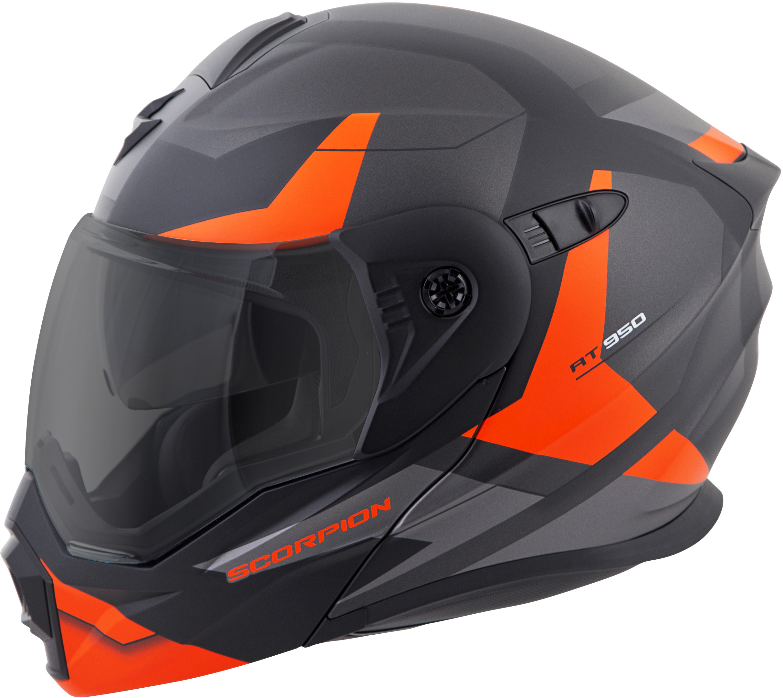 for-Scorpion-Helmet-EXO-AT950-Neocon-Snow-Helmet-with-Dual-Lens-Shield miniature 21