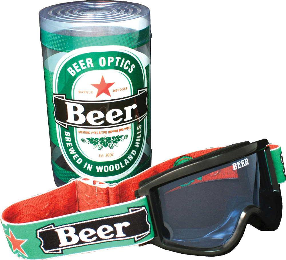 DRY BEER GOGGLE HEINY