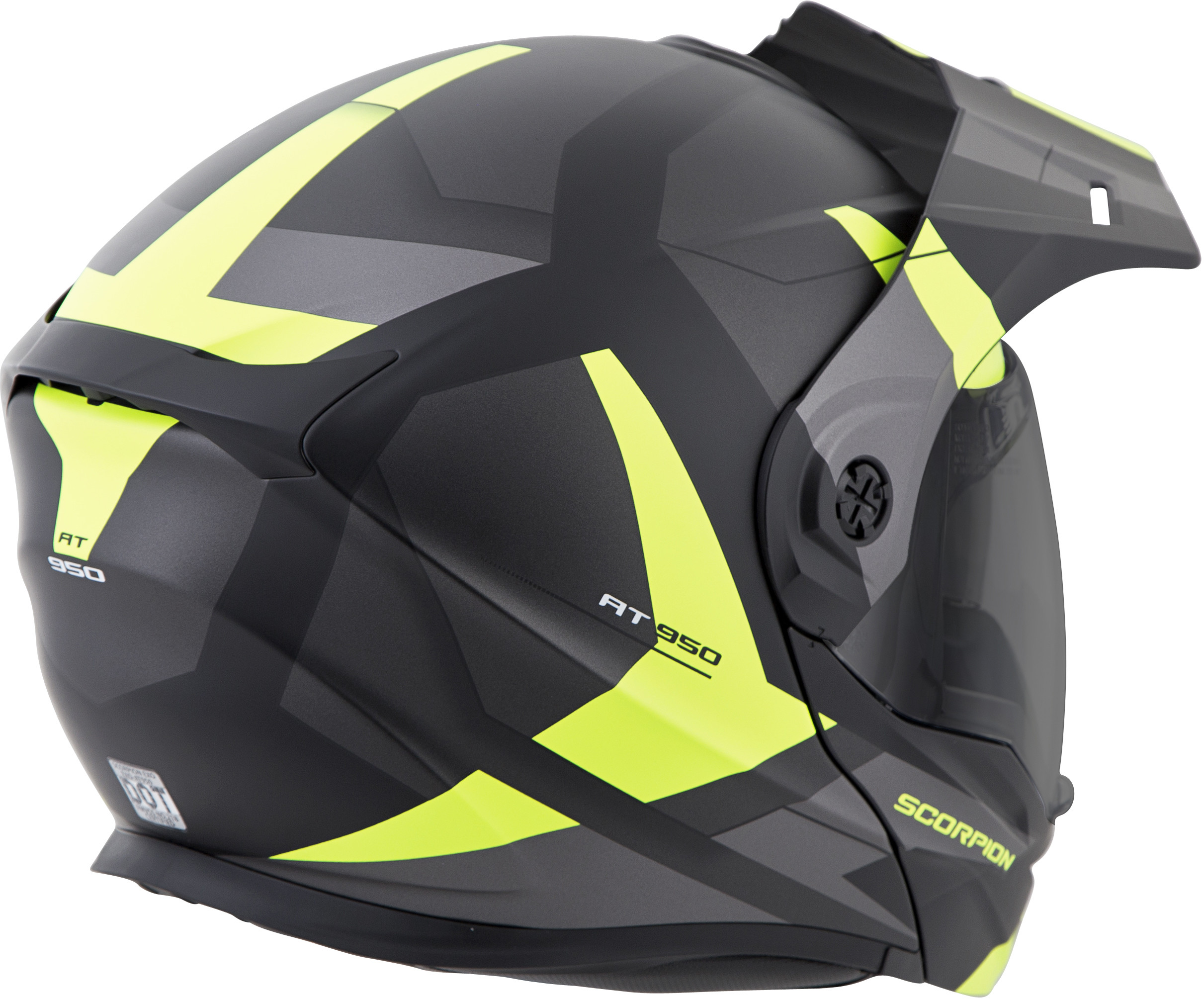 for-Scorpion-Helmet-EXO-AT950-Neocon-Snow-Helmet-with-Dual-Lens-Shield miniature 41