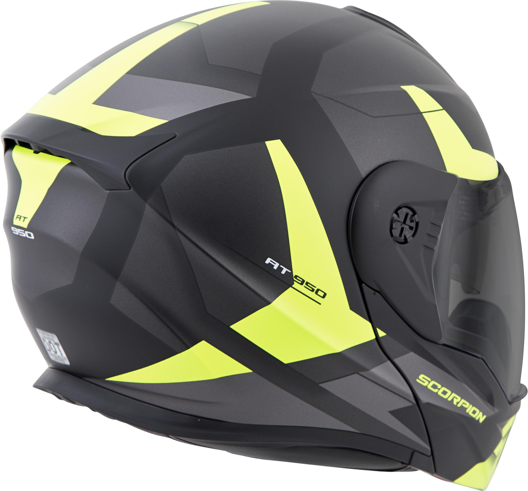 for-Scorpion-Helmet-EXO-AT950-Neocon-Snow-Helmet-with-Dual-Lens-Shield miniature 42