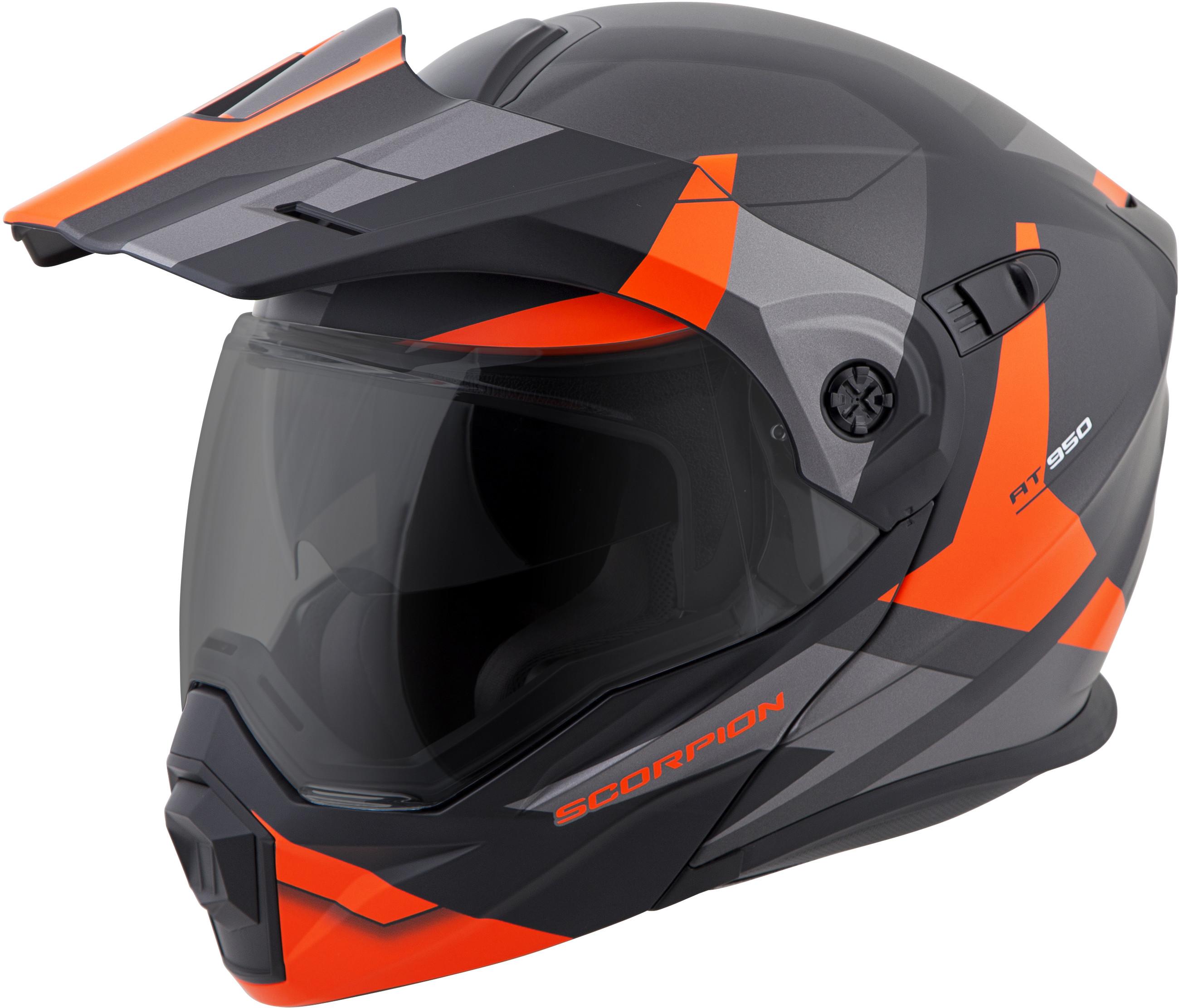 for-Scorpion-Helmet-EXO-AT950-Neocon-Snow-Helmet-with-Dual-Lens-Shield miniature 16