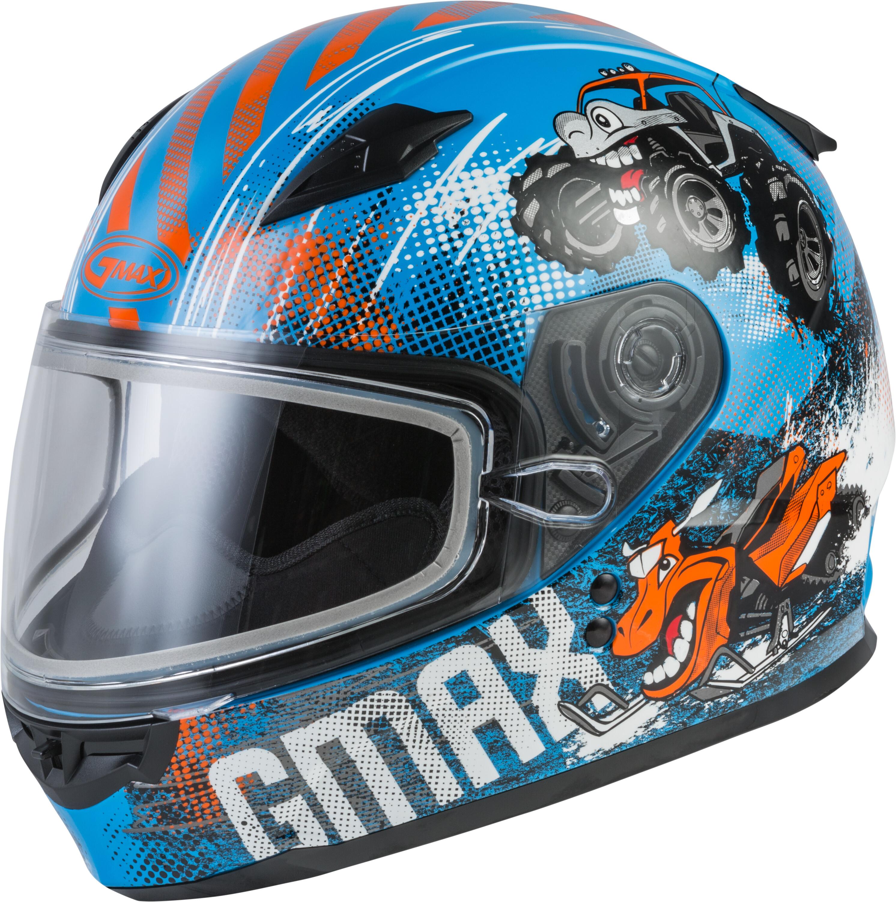 Youth GM-49Y Beasts Snow Helmet