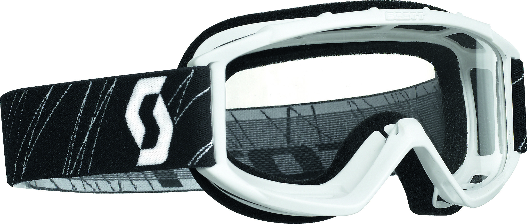 Youth 89Si Goggle White