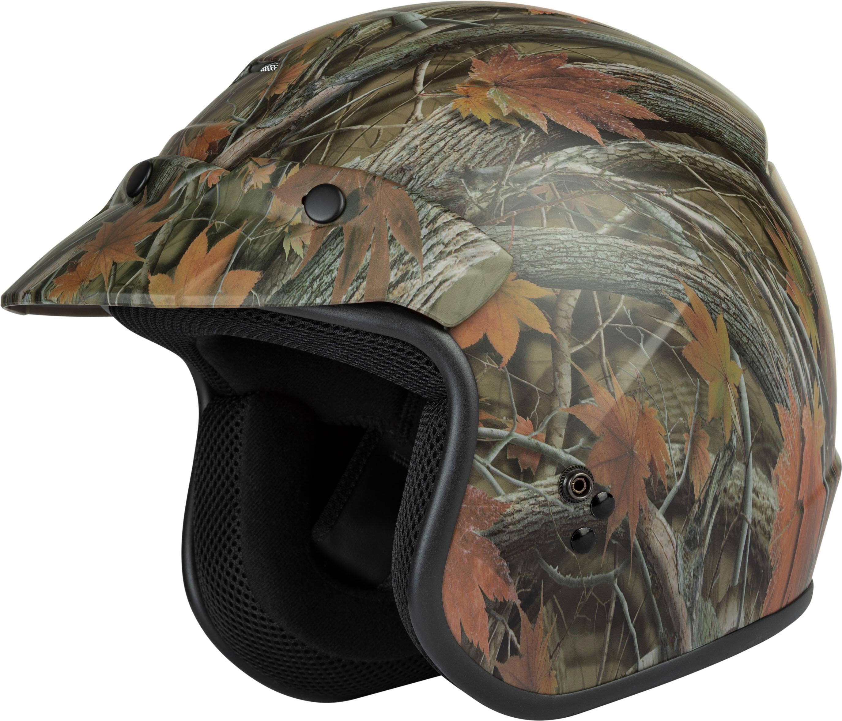 OF-2 Open Face Helmet