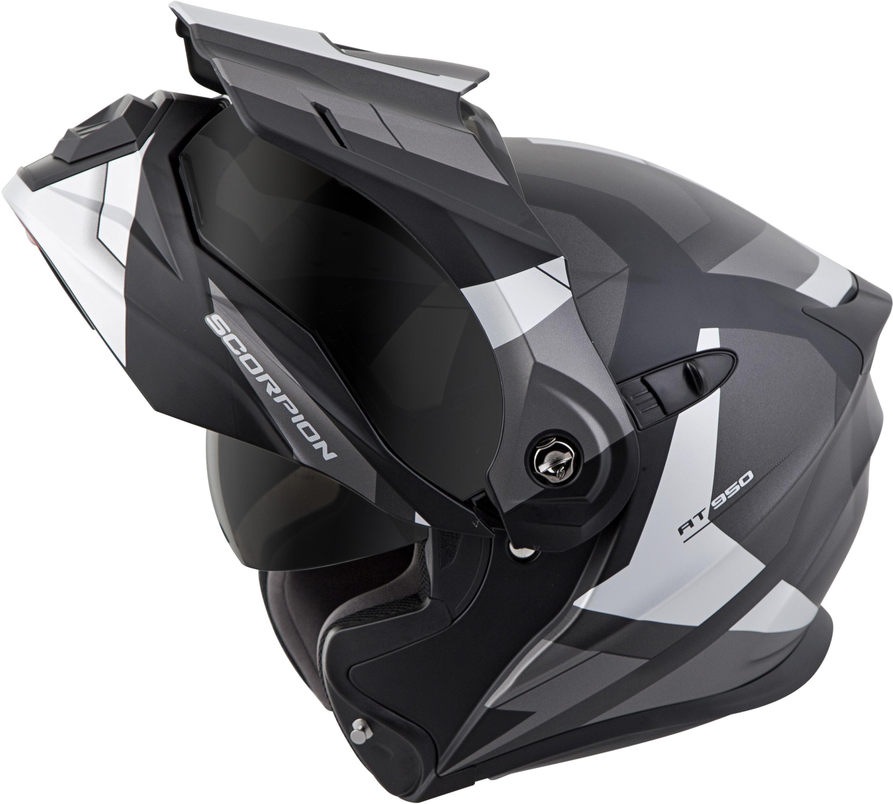 for-Scorpion-Helmet-EXO-AT950-Neocon-Snow-Helmet-with-Dual-Lens-Shield miniature 34