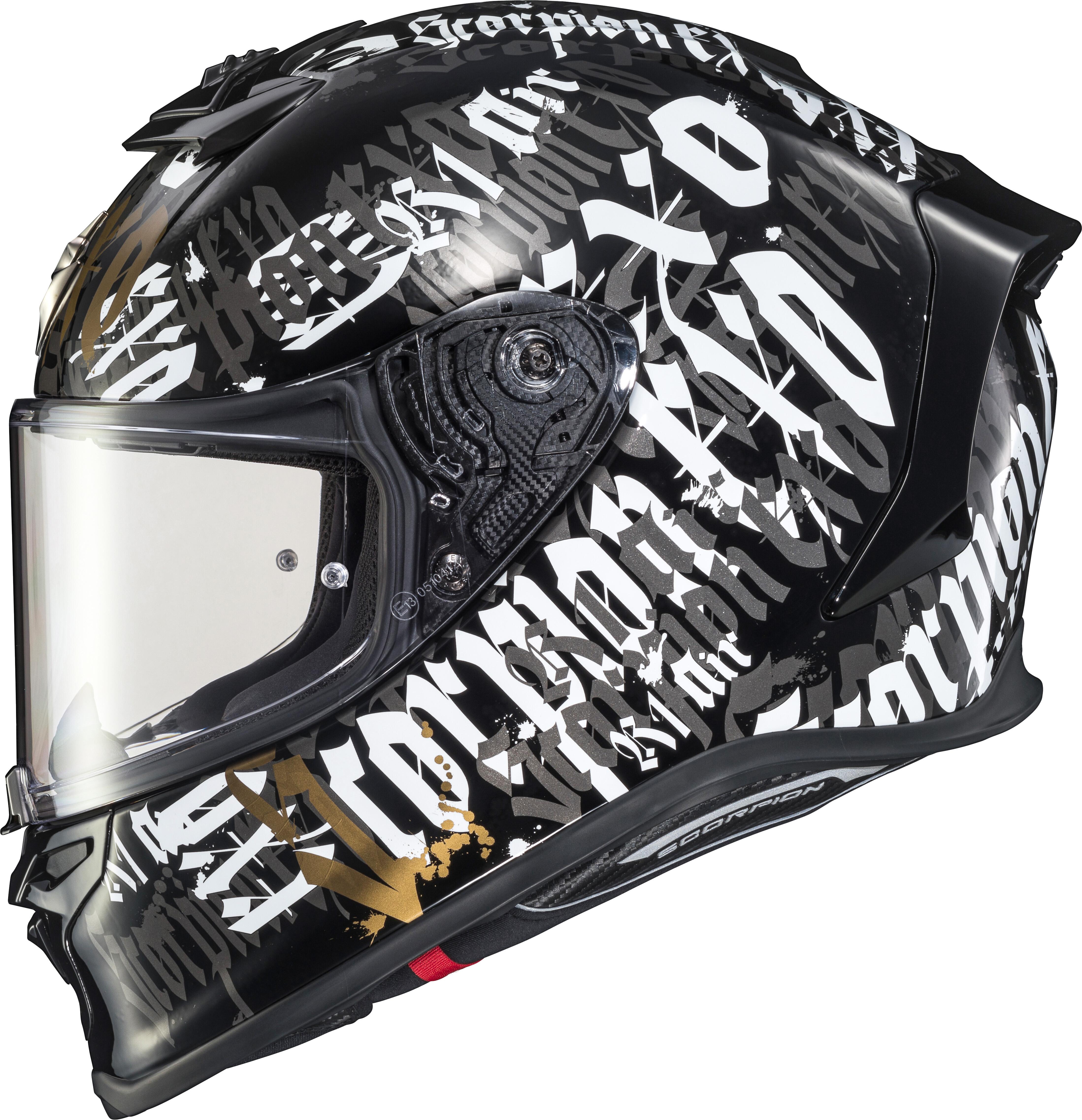 EXO-R1 Blackletter Air Helmet