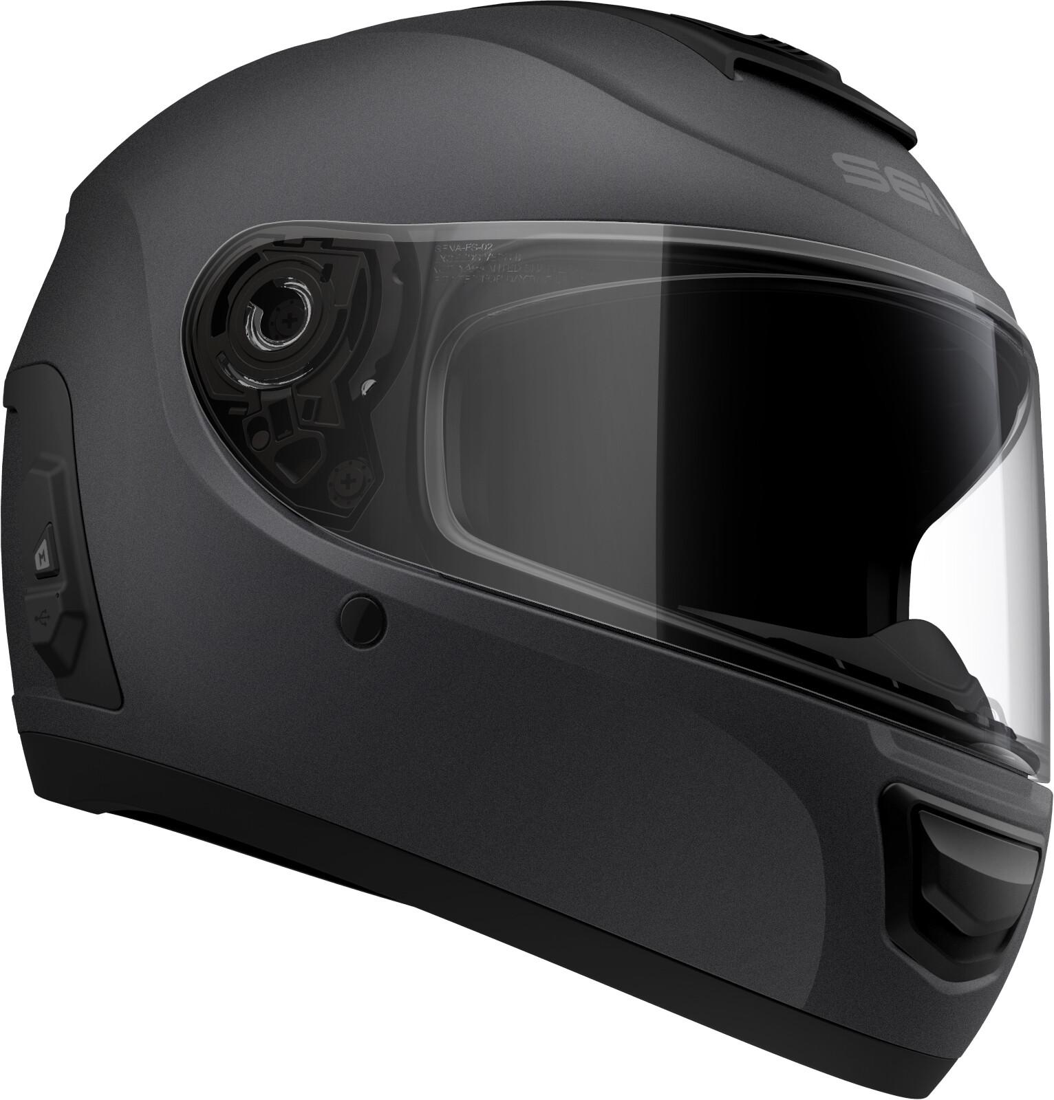 Momentum Evo Helmet w/Mesh Intercom