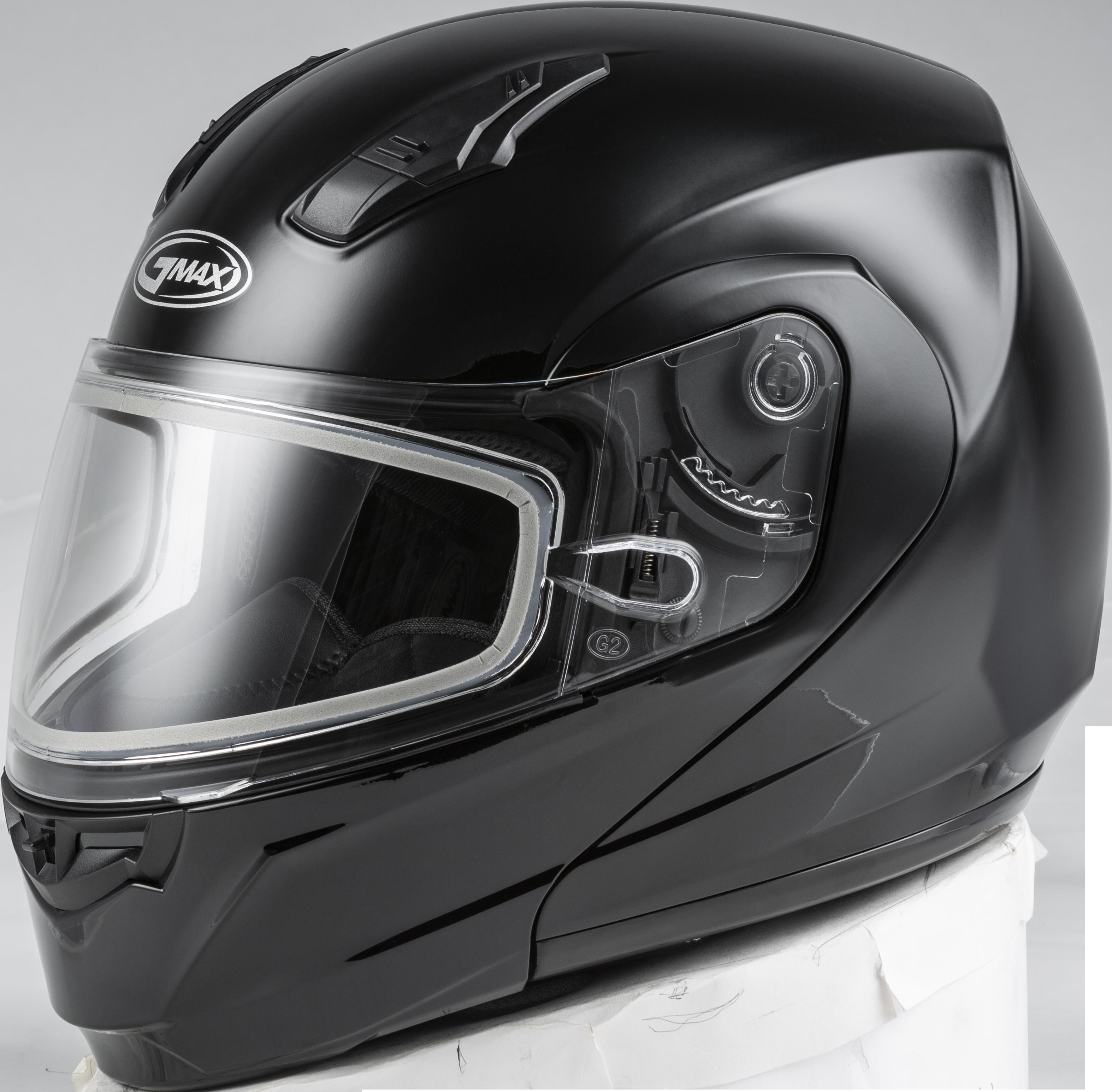 MD-04S Snow Helmet Solid w/Quick Release Buckle