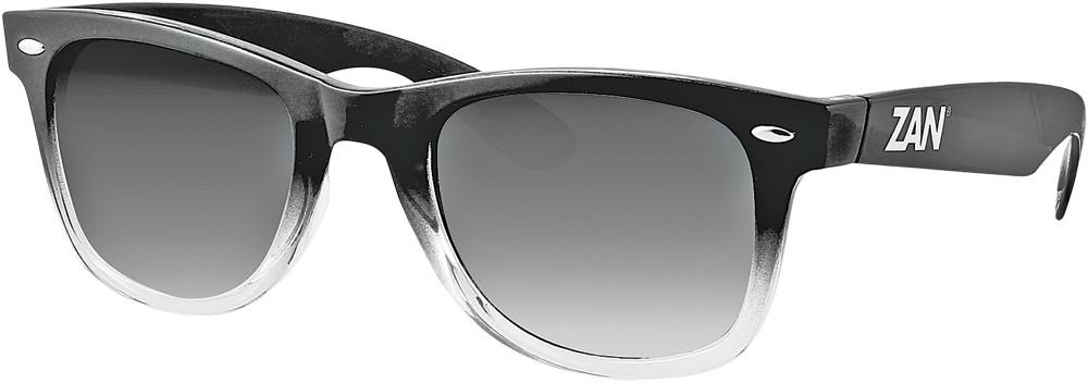 Throwback Winna Sunglasses Black Gradient Smoke Lens