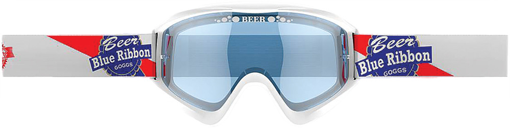 DRY BEER PBRB GOGGLE
