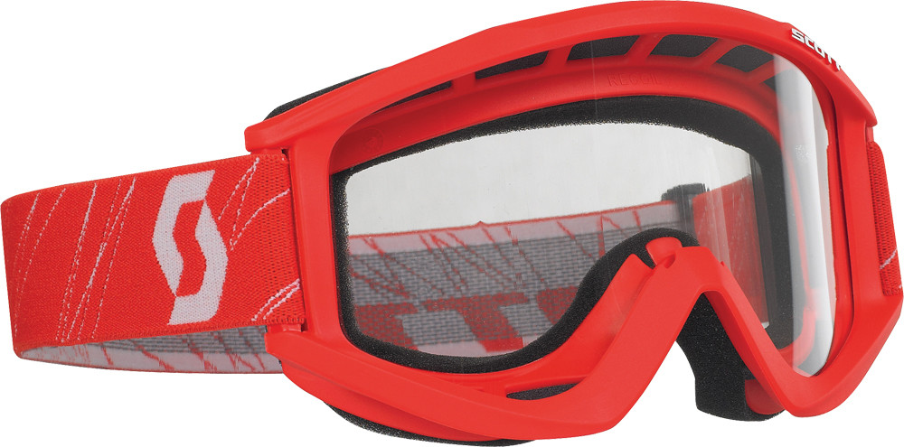 Recoil Goggle (Red)