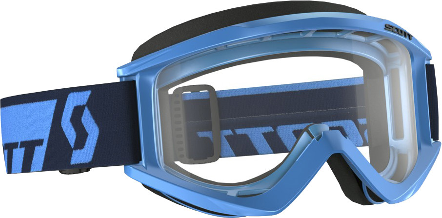 Recoil Xi Goggle Blue W/Clear Lens
