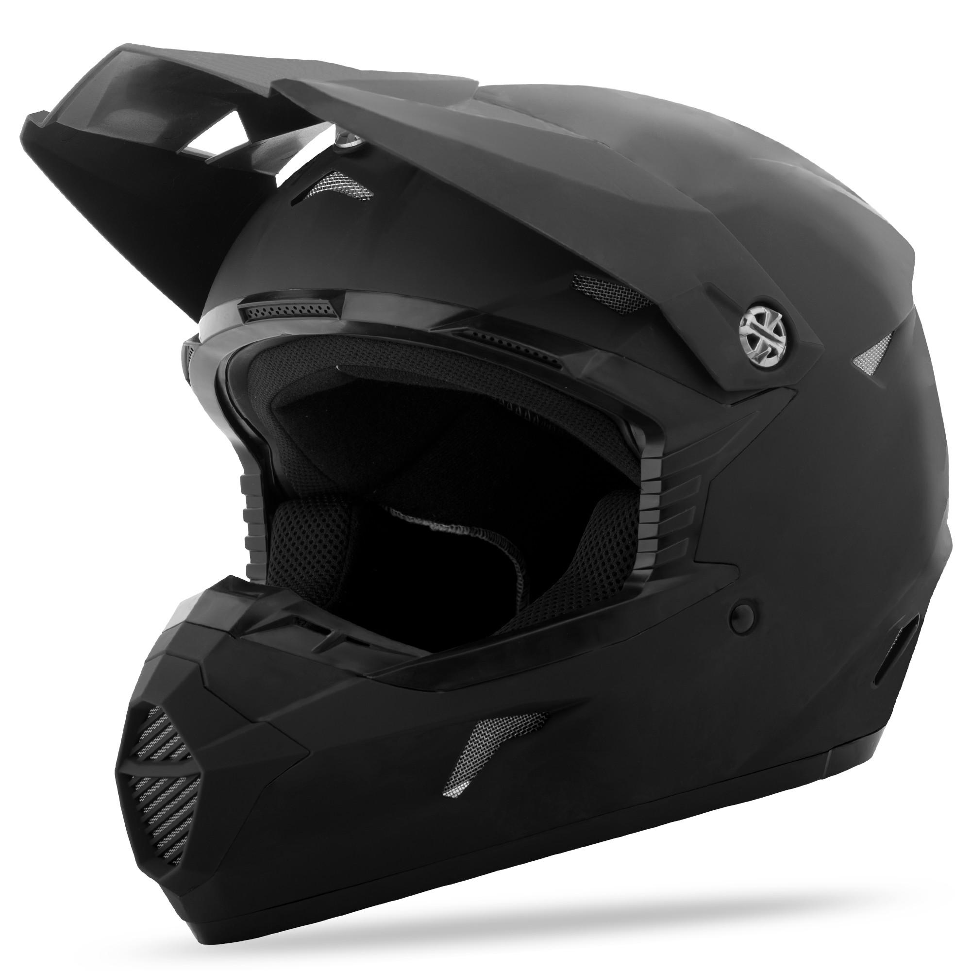 Youth MX-46Y Solid Helmet