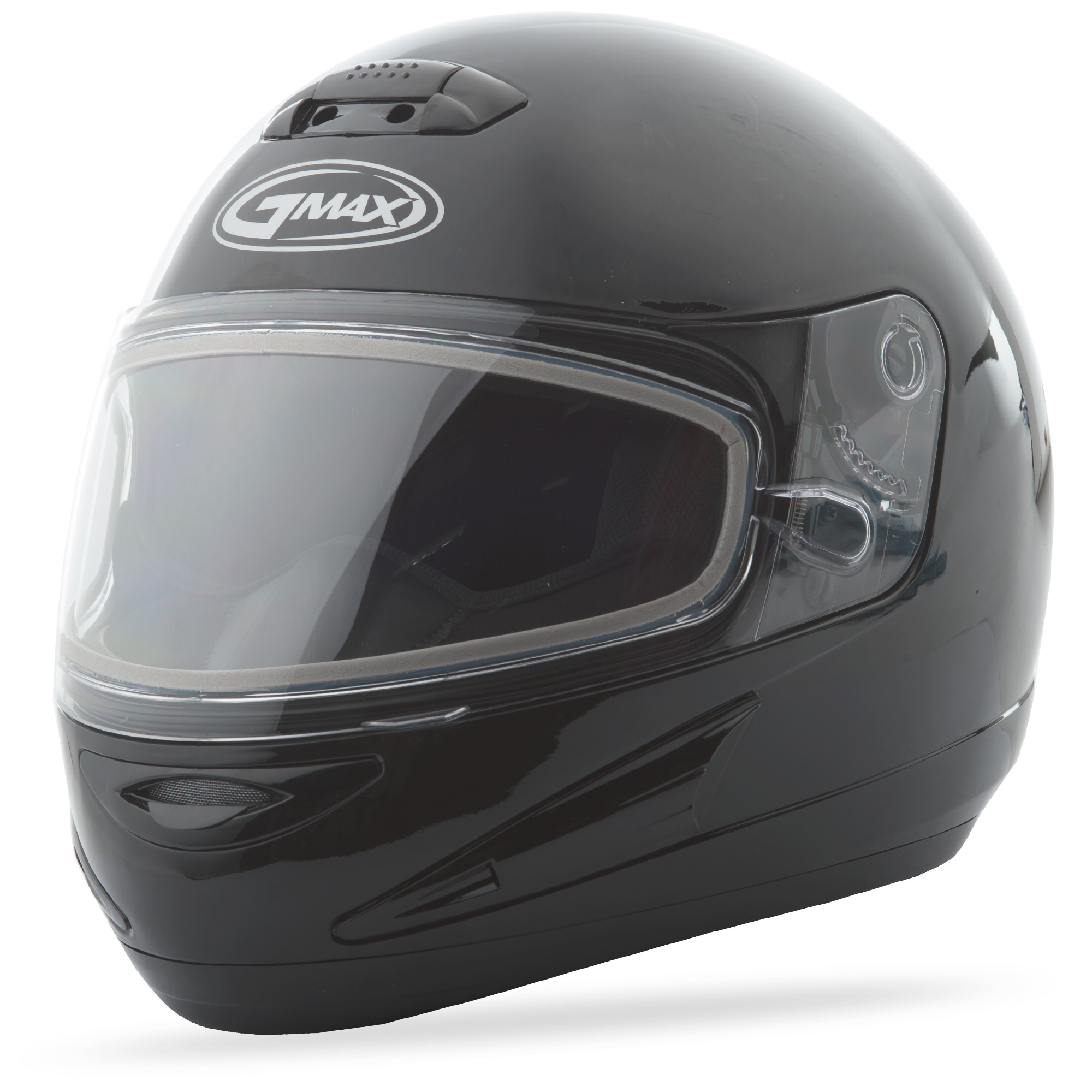 GM-38S FULL-FACE Snow Helmet,  Black SM 72-6160S