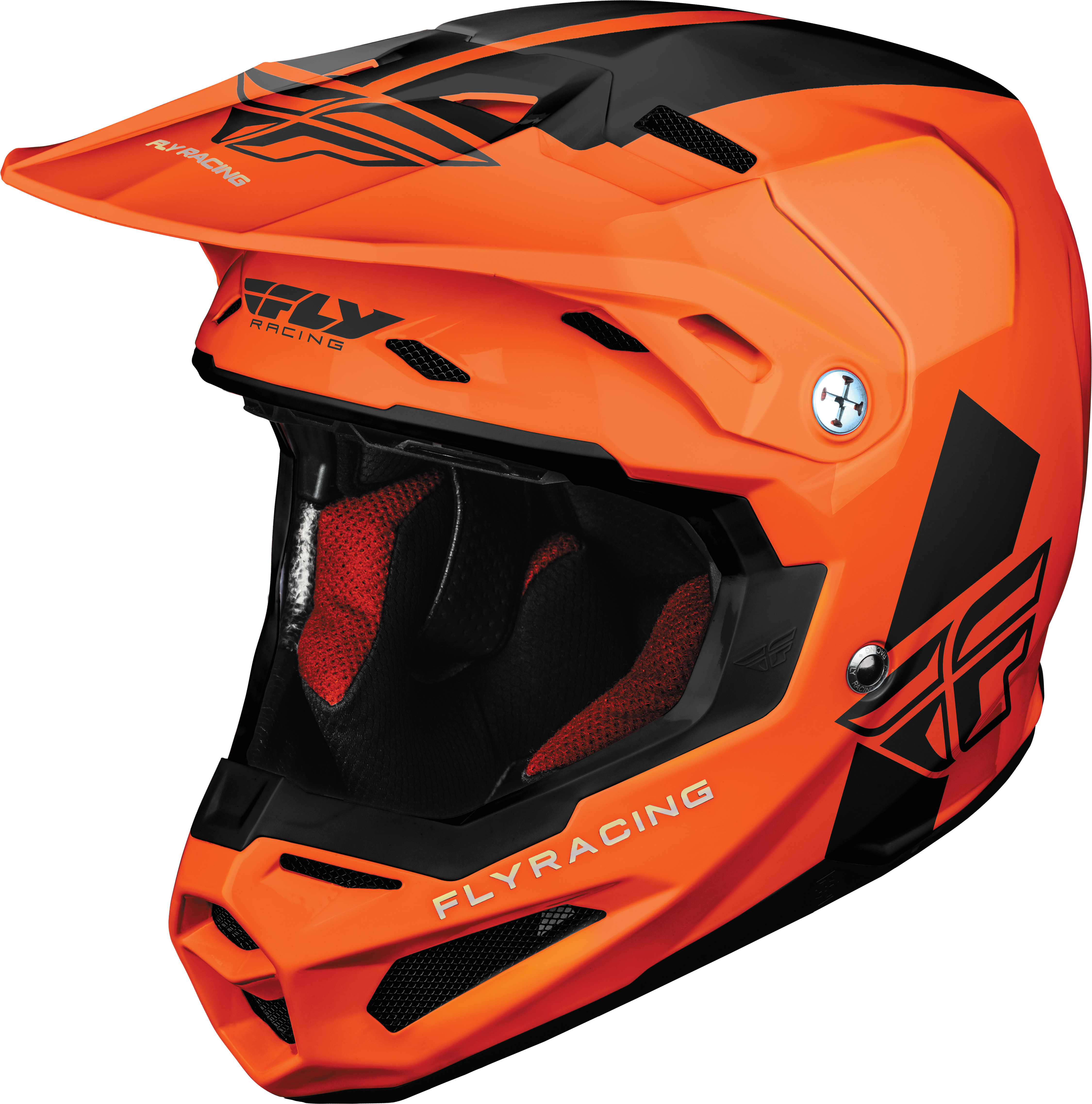 FORMULA ORIGIN Cold Weather,  Helmet ORANGE 73-4409M