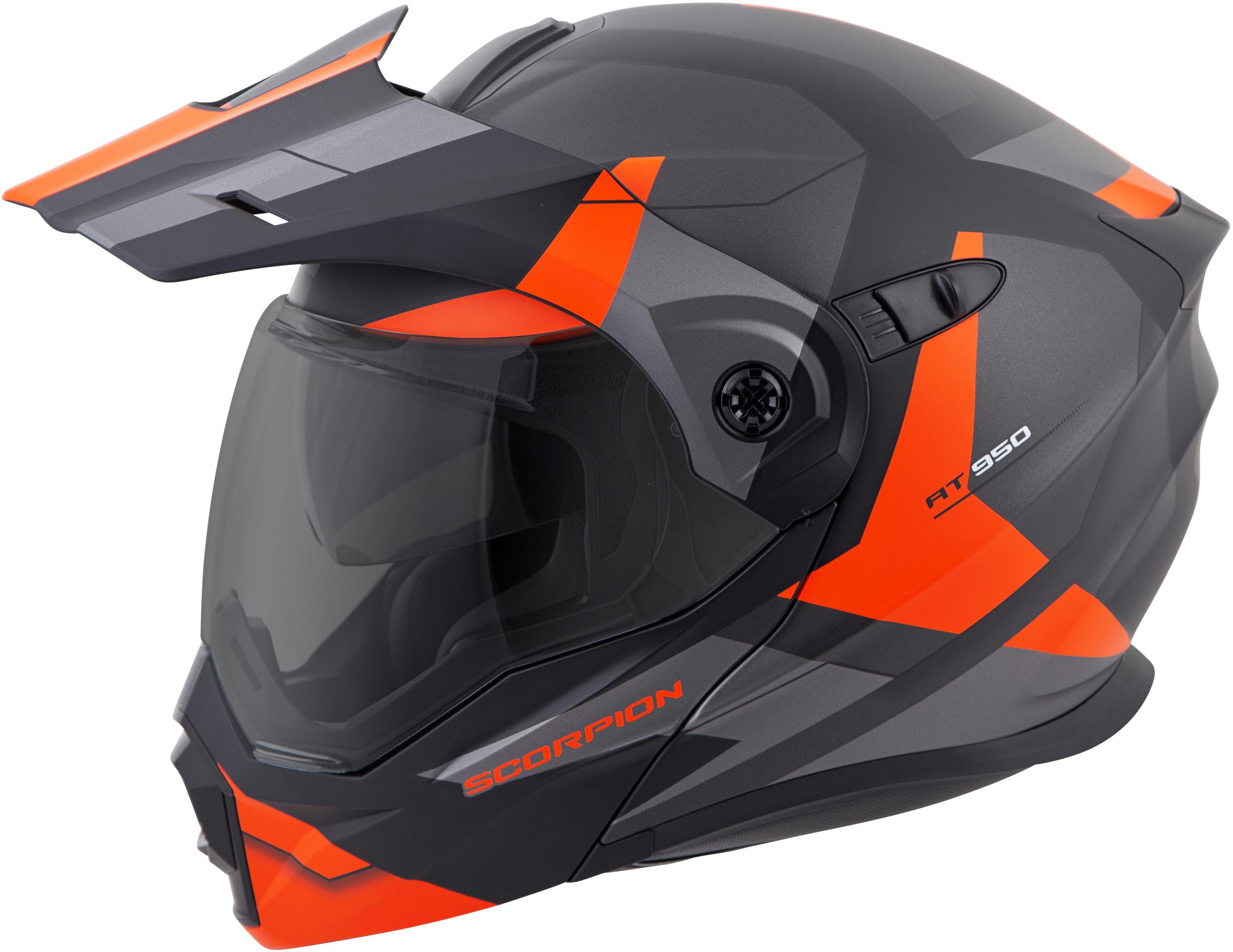 for-Scorpion-Helmet-EXO-AT950-Neocon-Snow-Helmet-with-Dual-Lens-Shield miniature 17