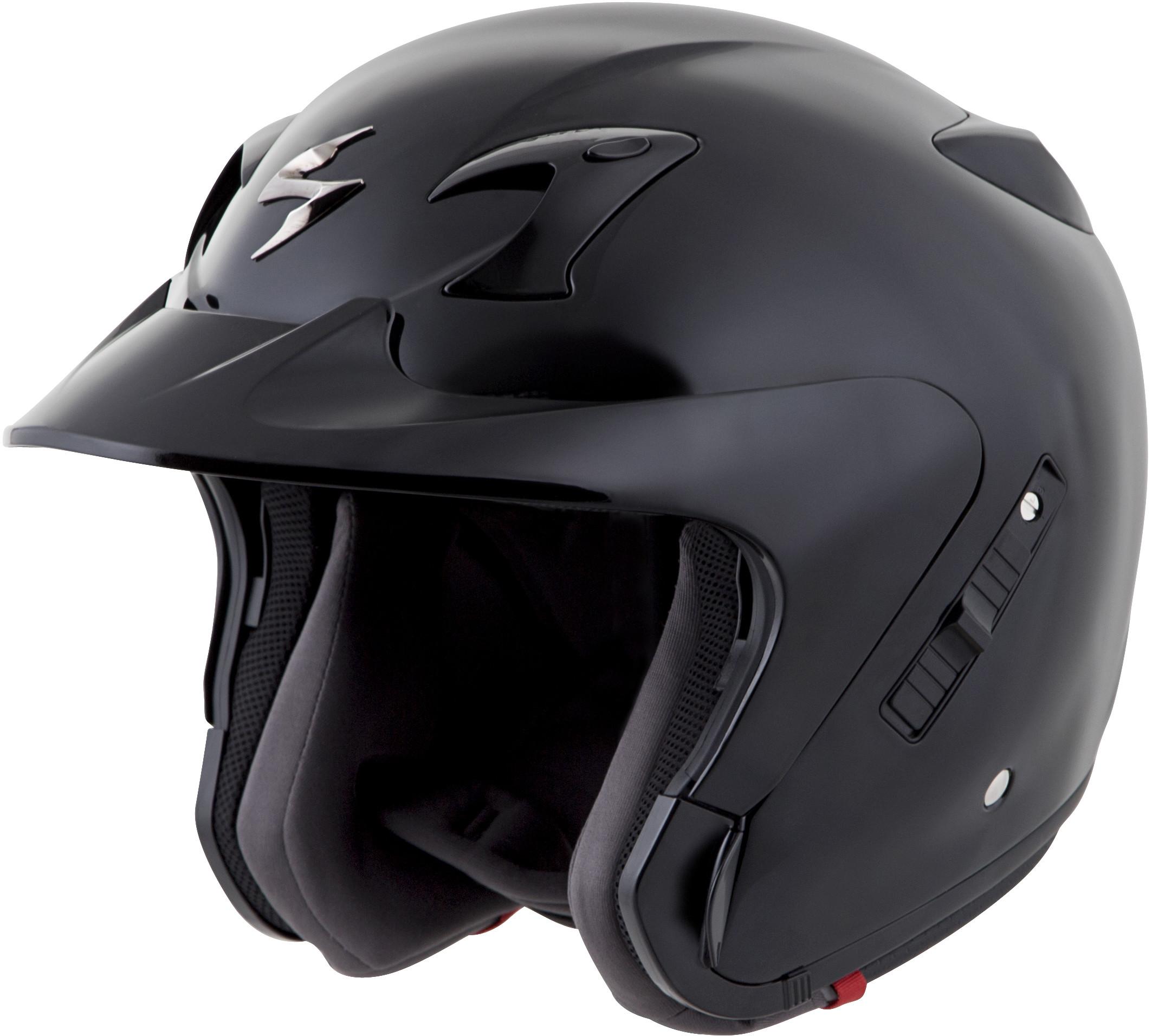 Scorpion-Helmet-EXO-CT220-Solid-Helmet miniature 5