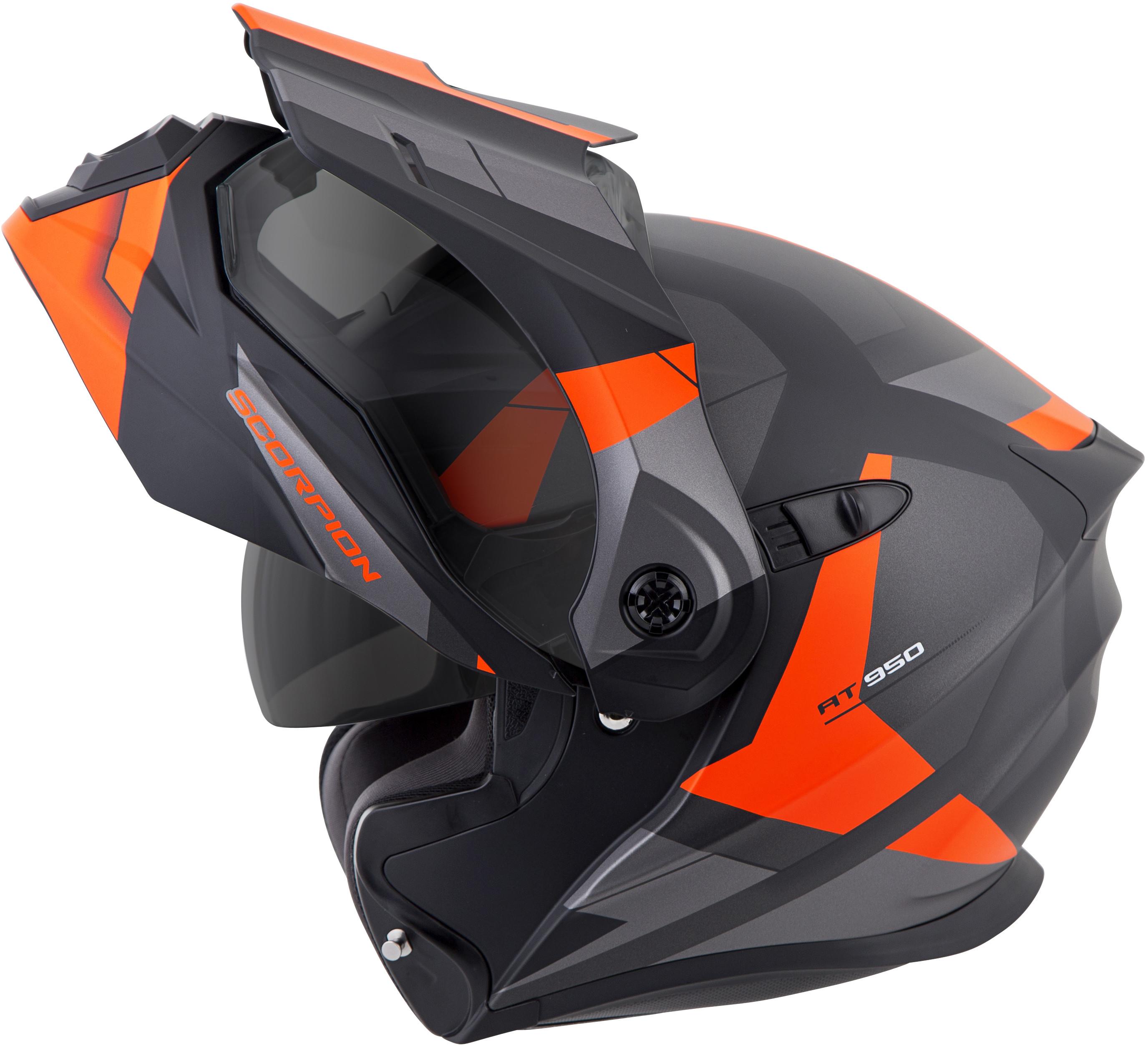 for-Scorpion-Helmet-EXO-AT950-Neocon-Snow-Helmet-with-Dual-Lens-Shield miniature 19