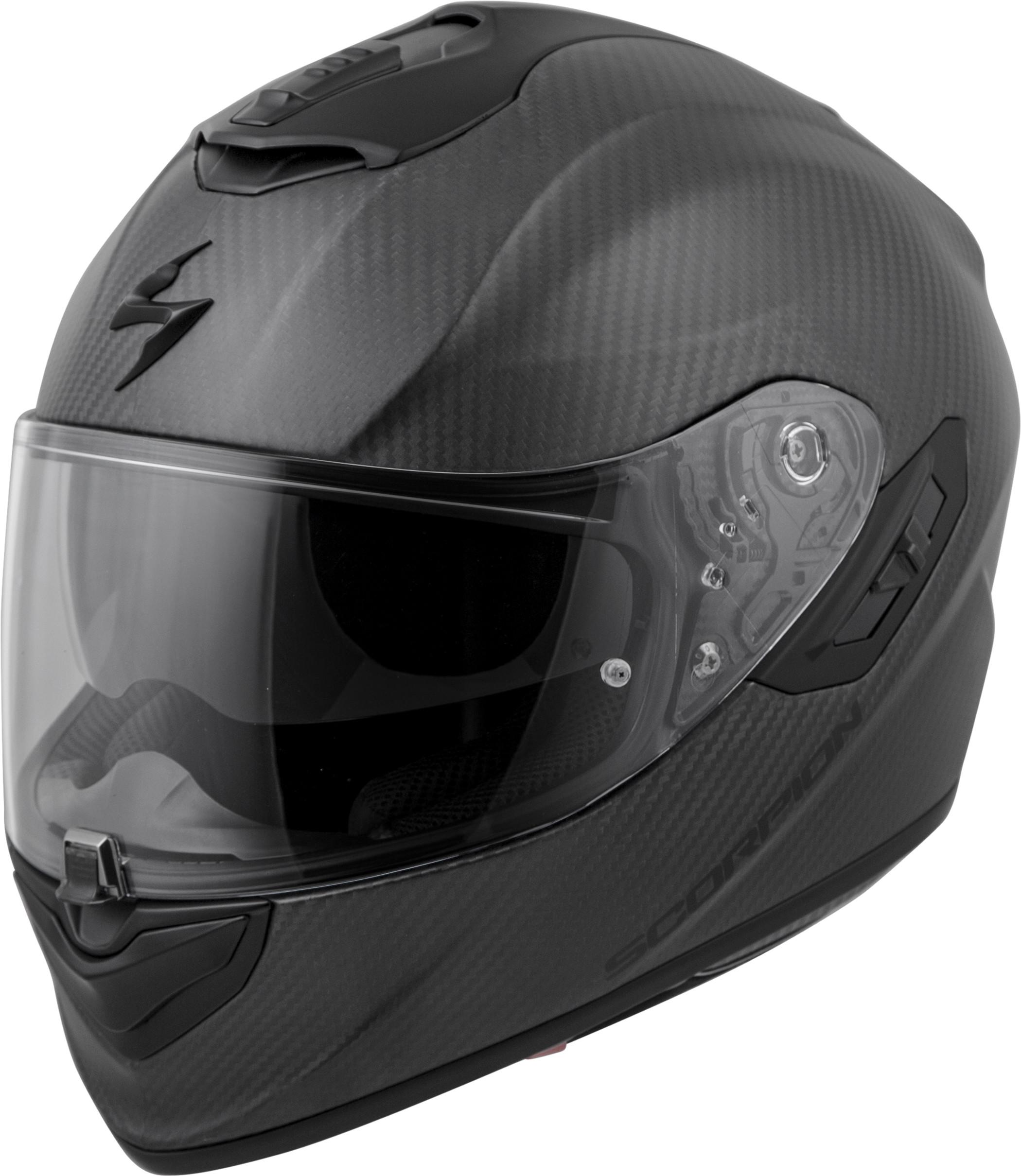 EXO-ST1400 CARBON Helmet Matte,  Black MD 75-1300M