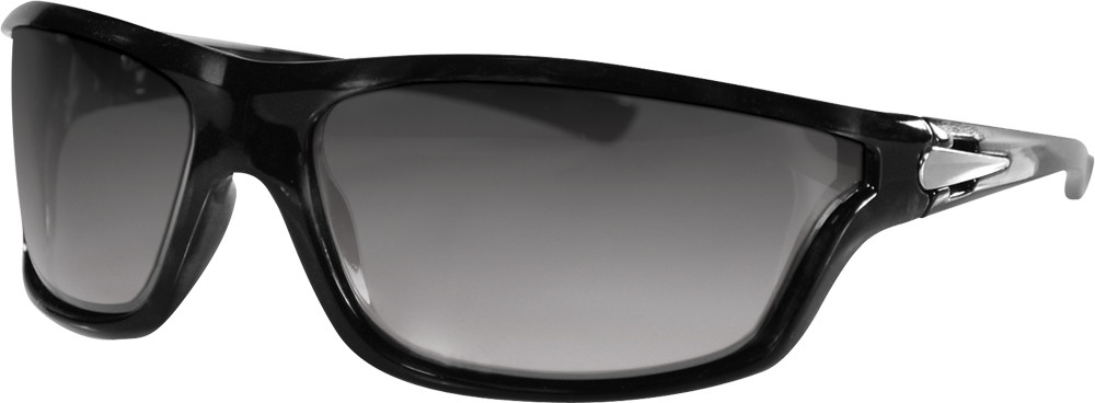 FLORIDA SUNGLASS BLACK SMOKE LENS