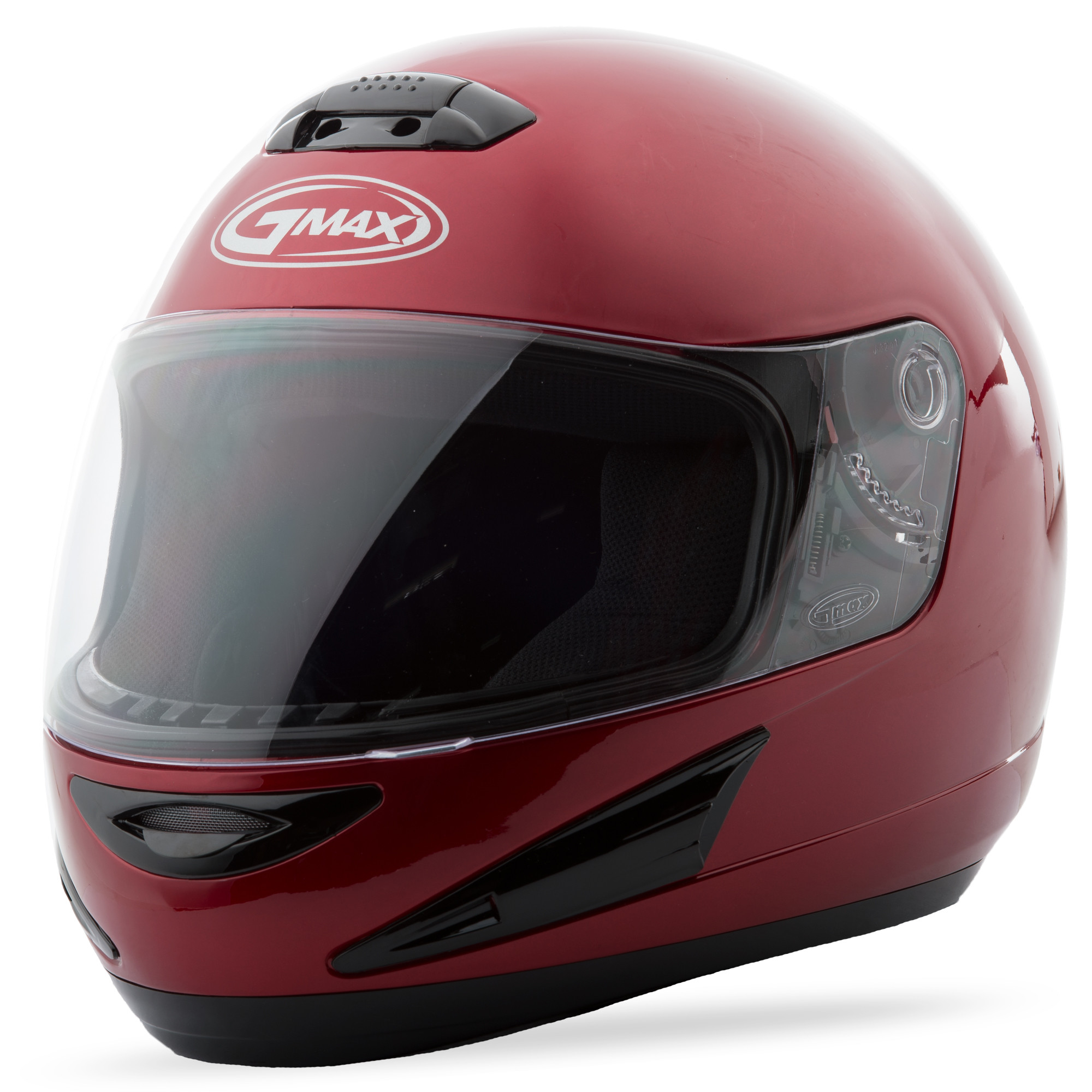 GM-38 FULL-FACE Candy Red,  2XS  72-5734XXS