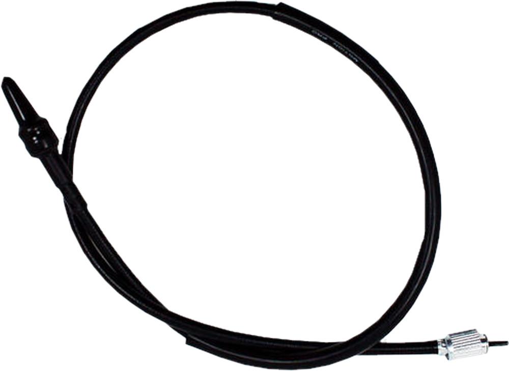 Black Vinyl Speedo Cable 70-2003, for Honda Motorcycle