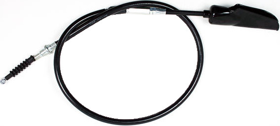 BLACK VINYL CLUTCH CABLE